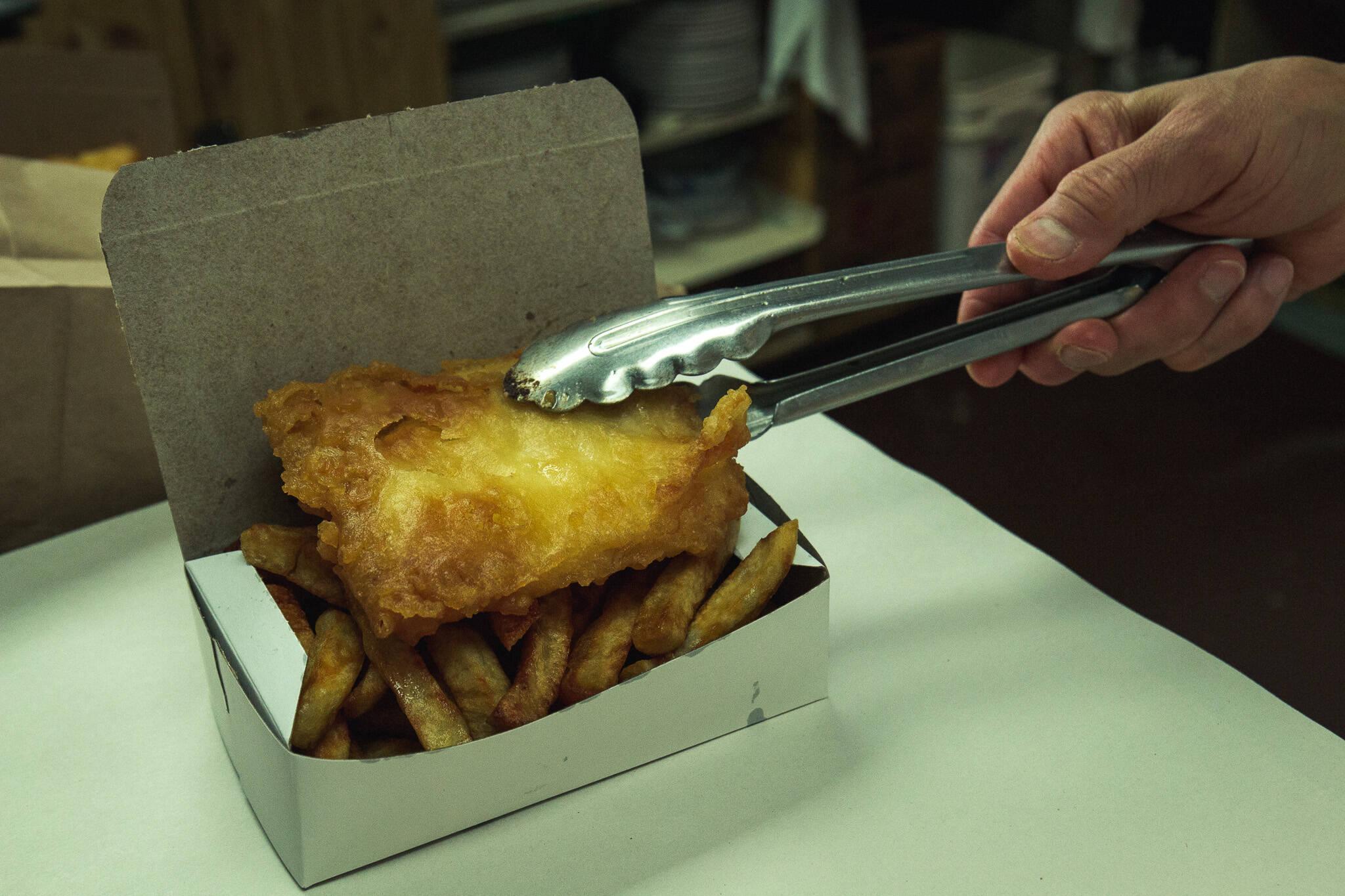Queensway Fish Chips Toronto