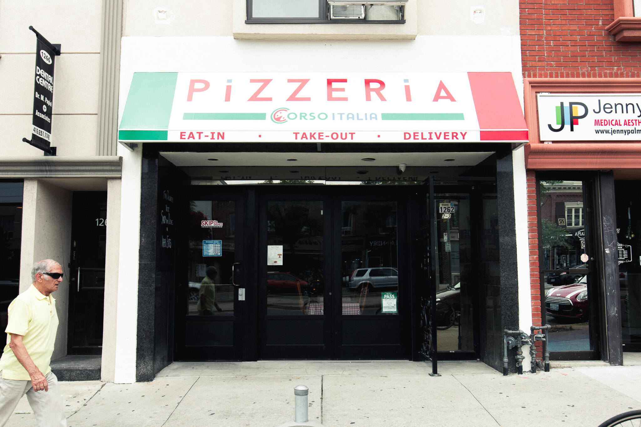 Pizzeria Corso Italia Toronto
