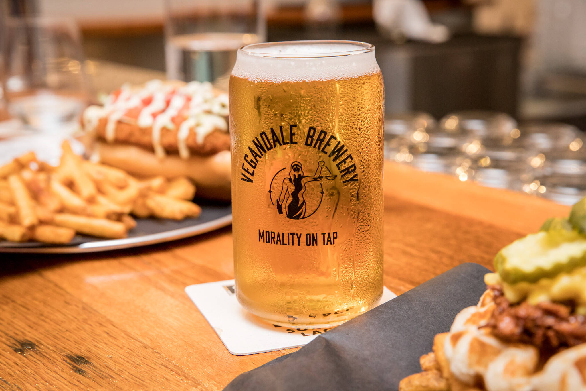 Vegandale Brewery Toronto