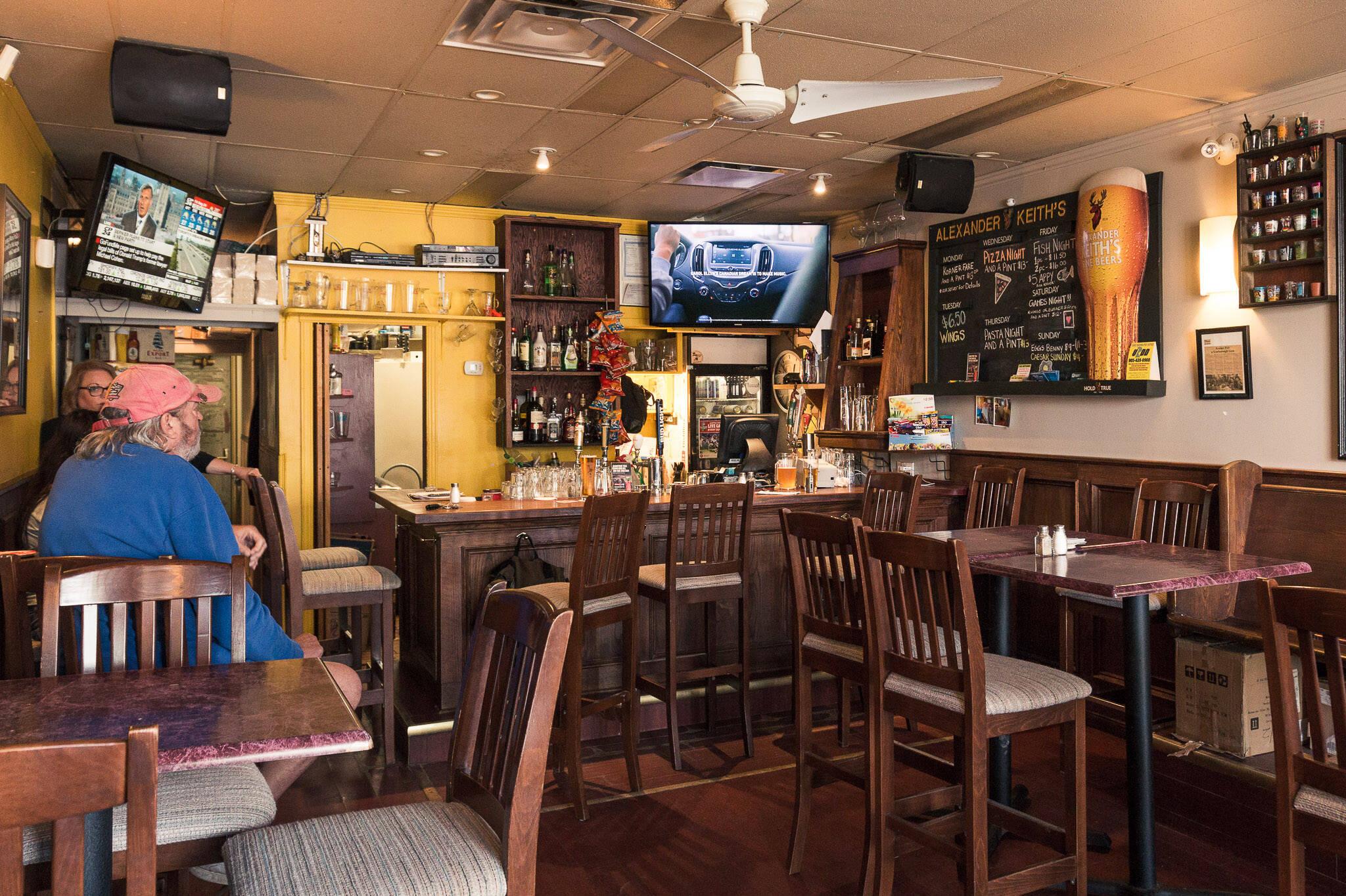 The Korner Pub Toronto