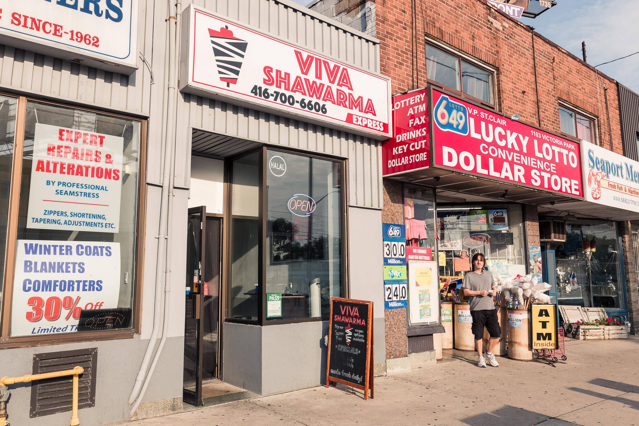 Viva Shawarma Toronto