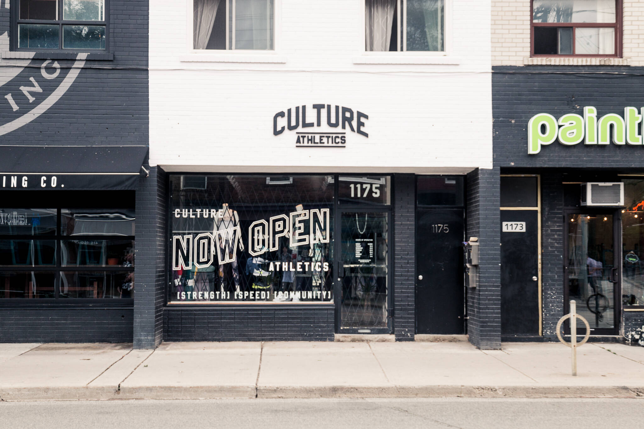 Culture Athletics Toronto