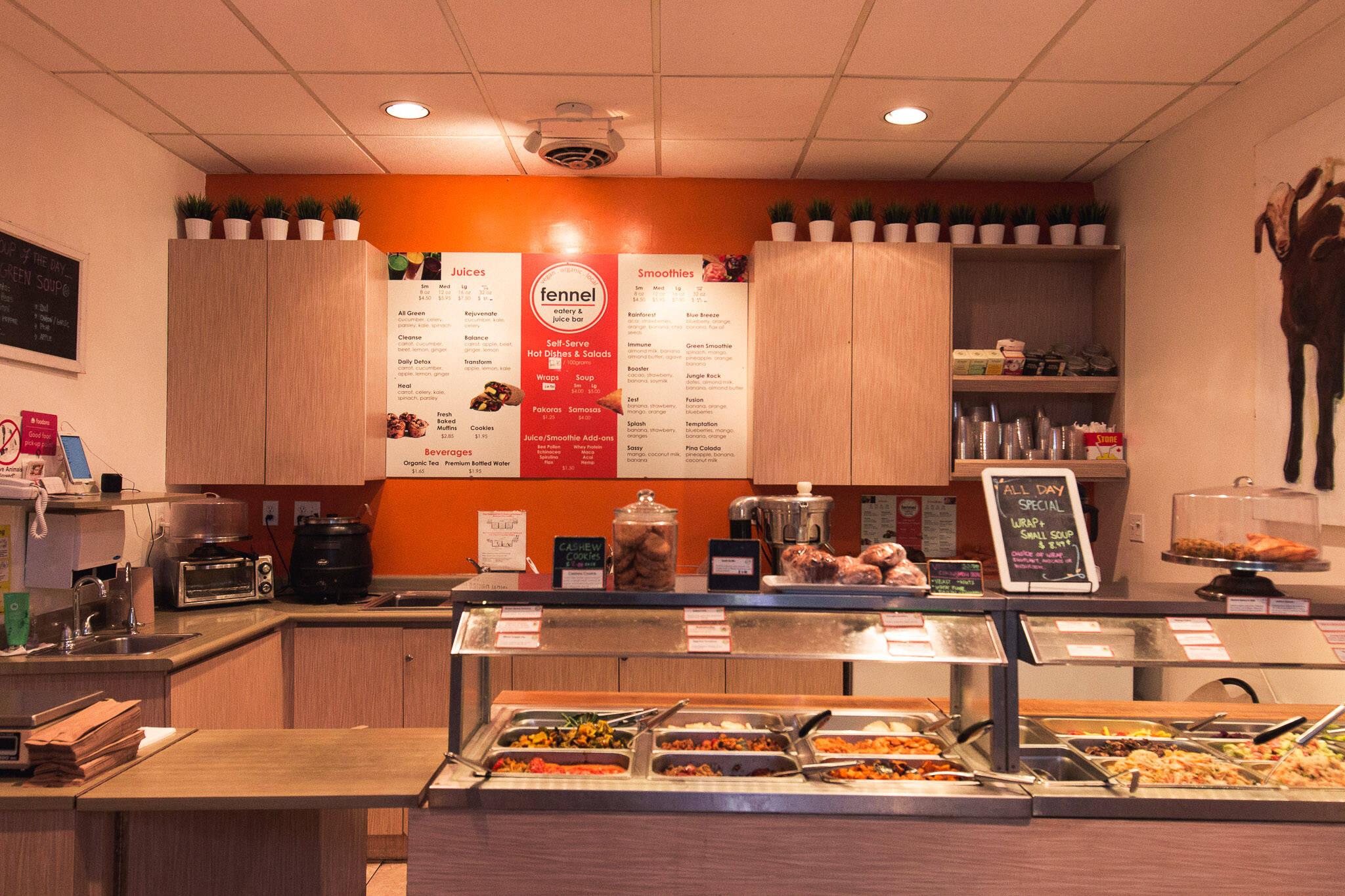 Fennel Eatery Toronto