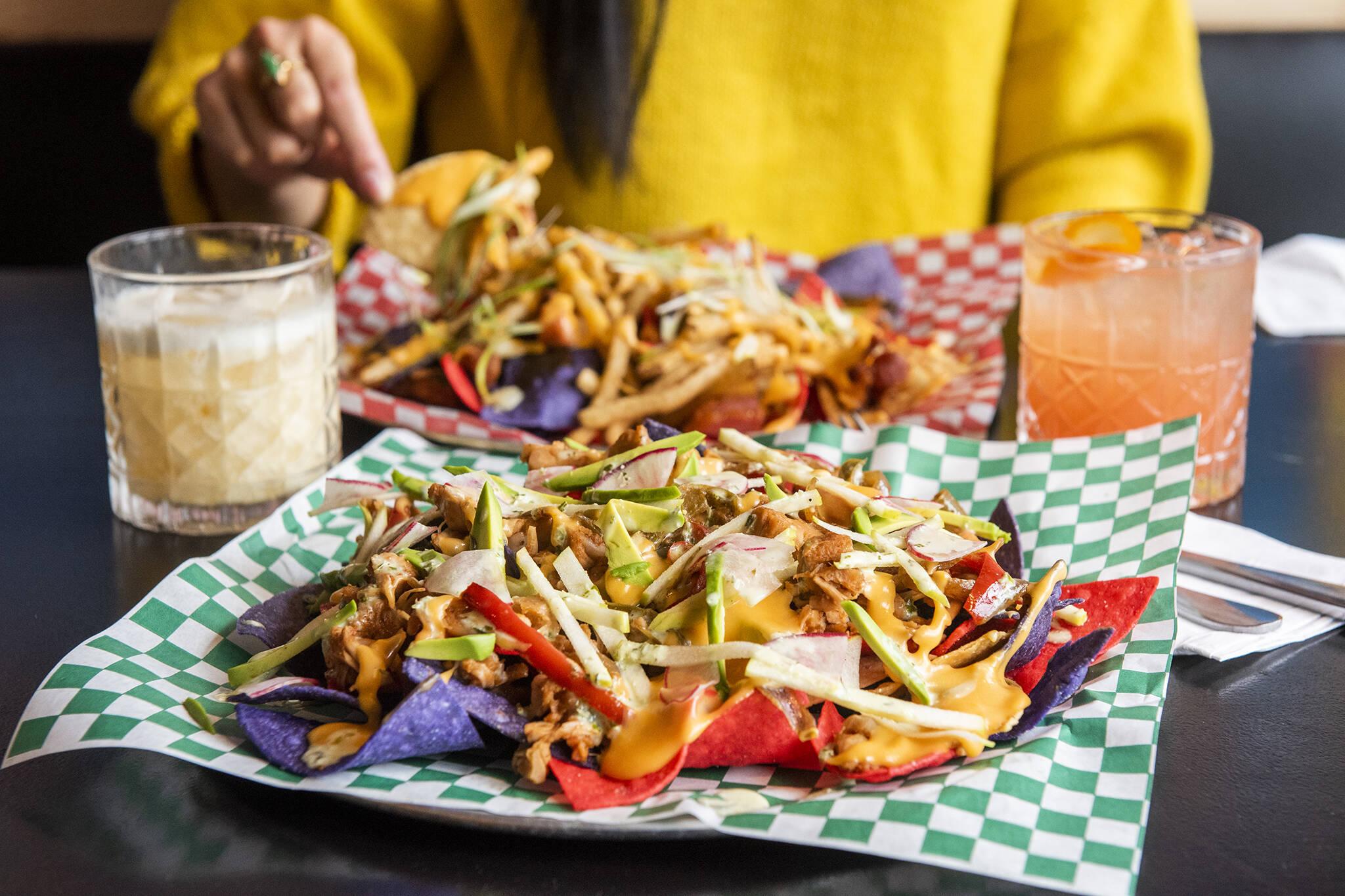 nacho bar toronto