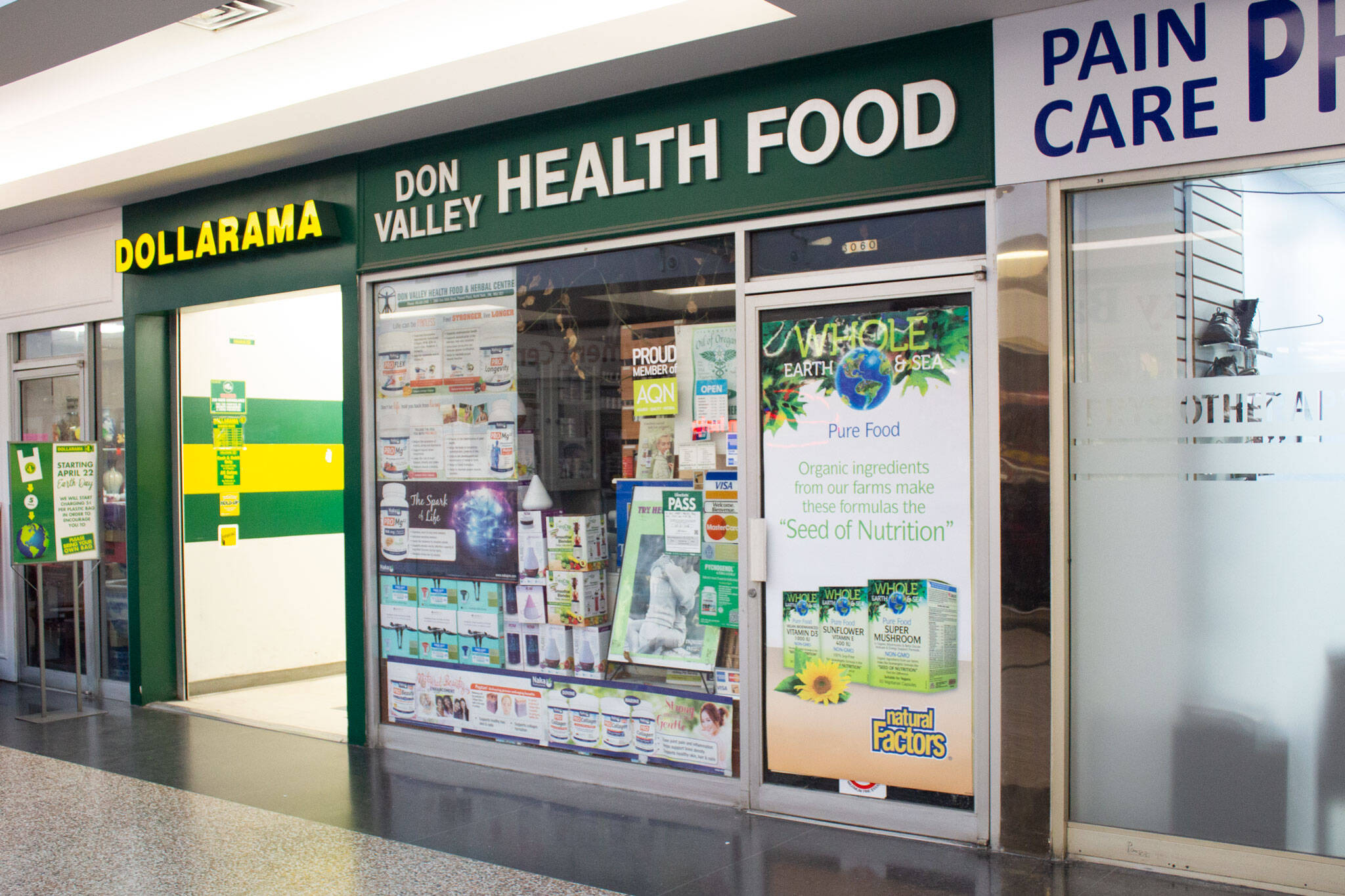 don valley health food toronto