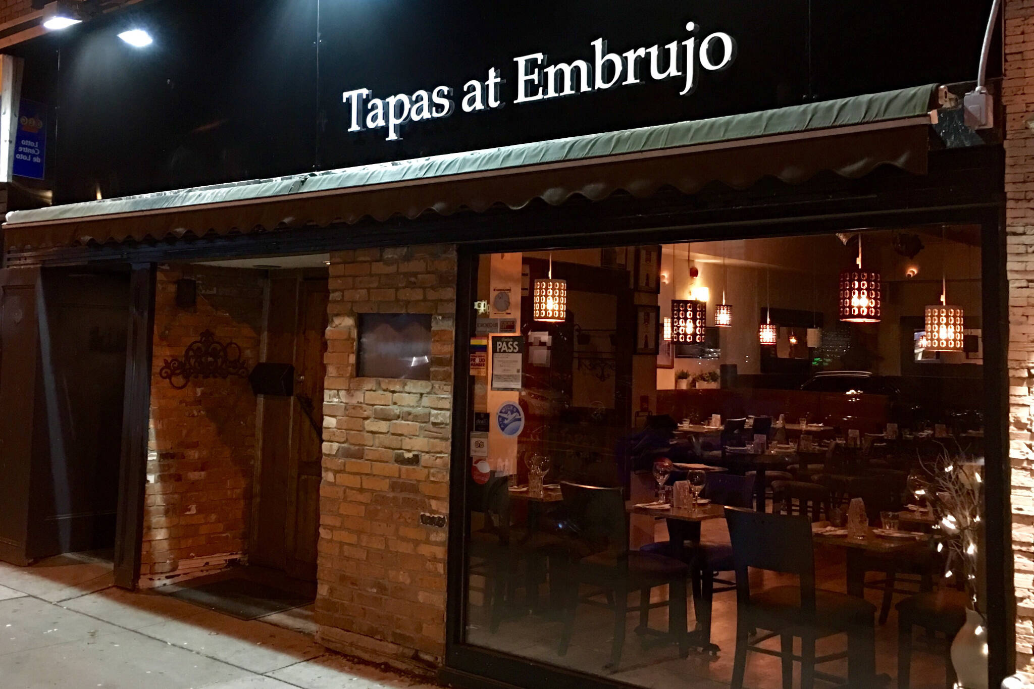 tapas at embrujo toronto