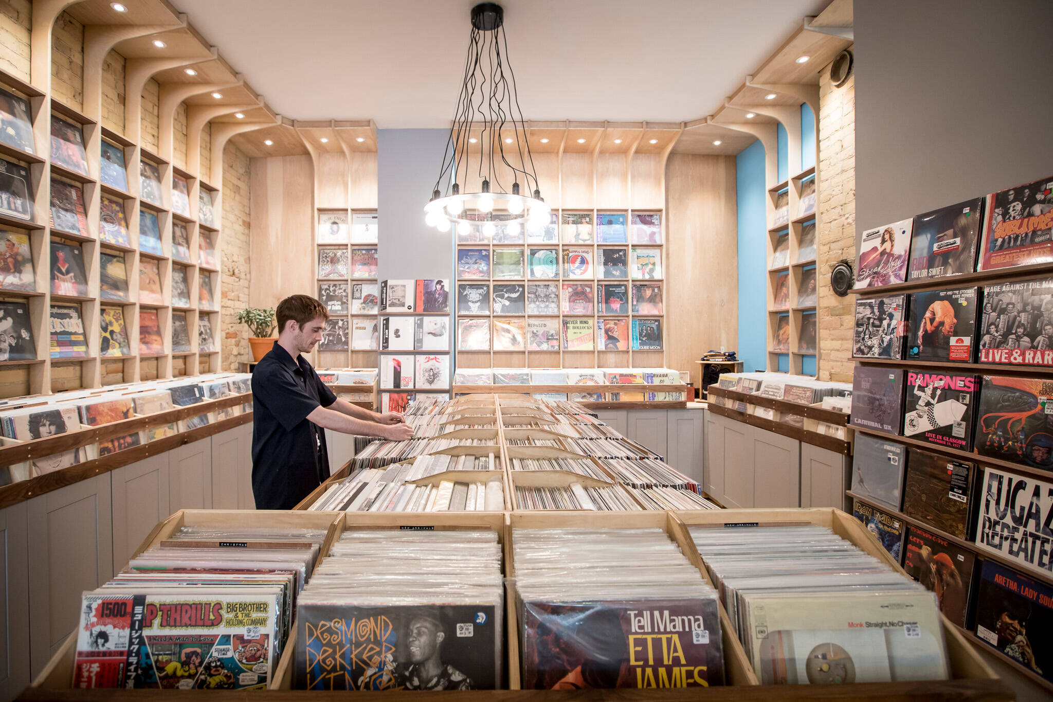 Tiny Record Shop Toronto