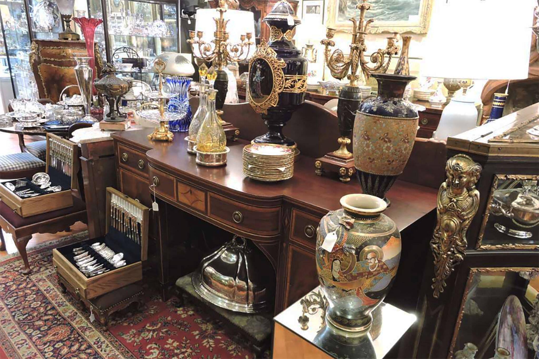 bernardis antiques toronto
