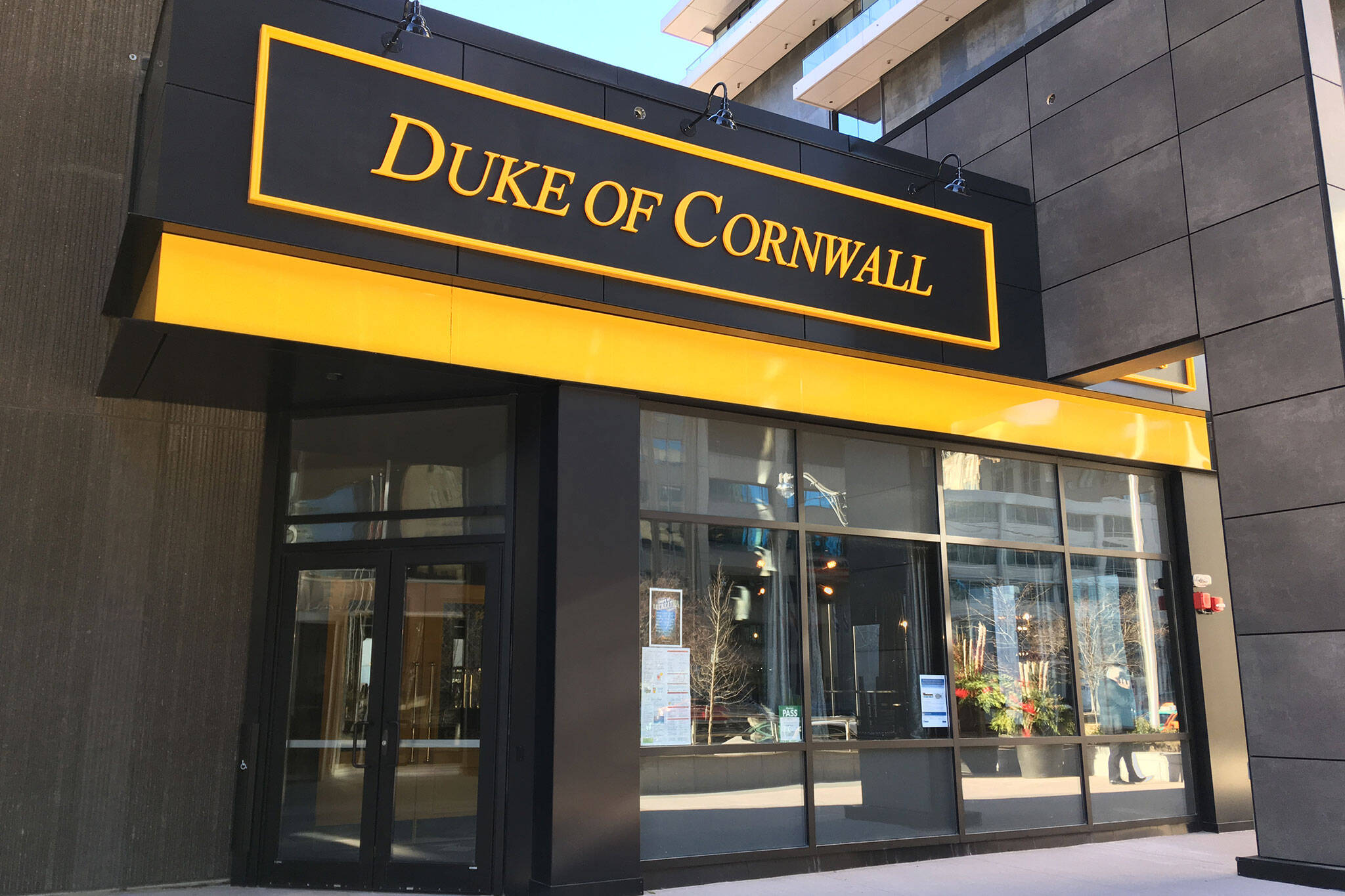 Duke of Cornwall Toronto