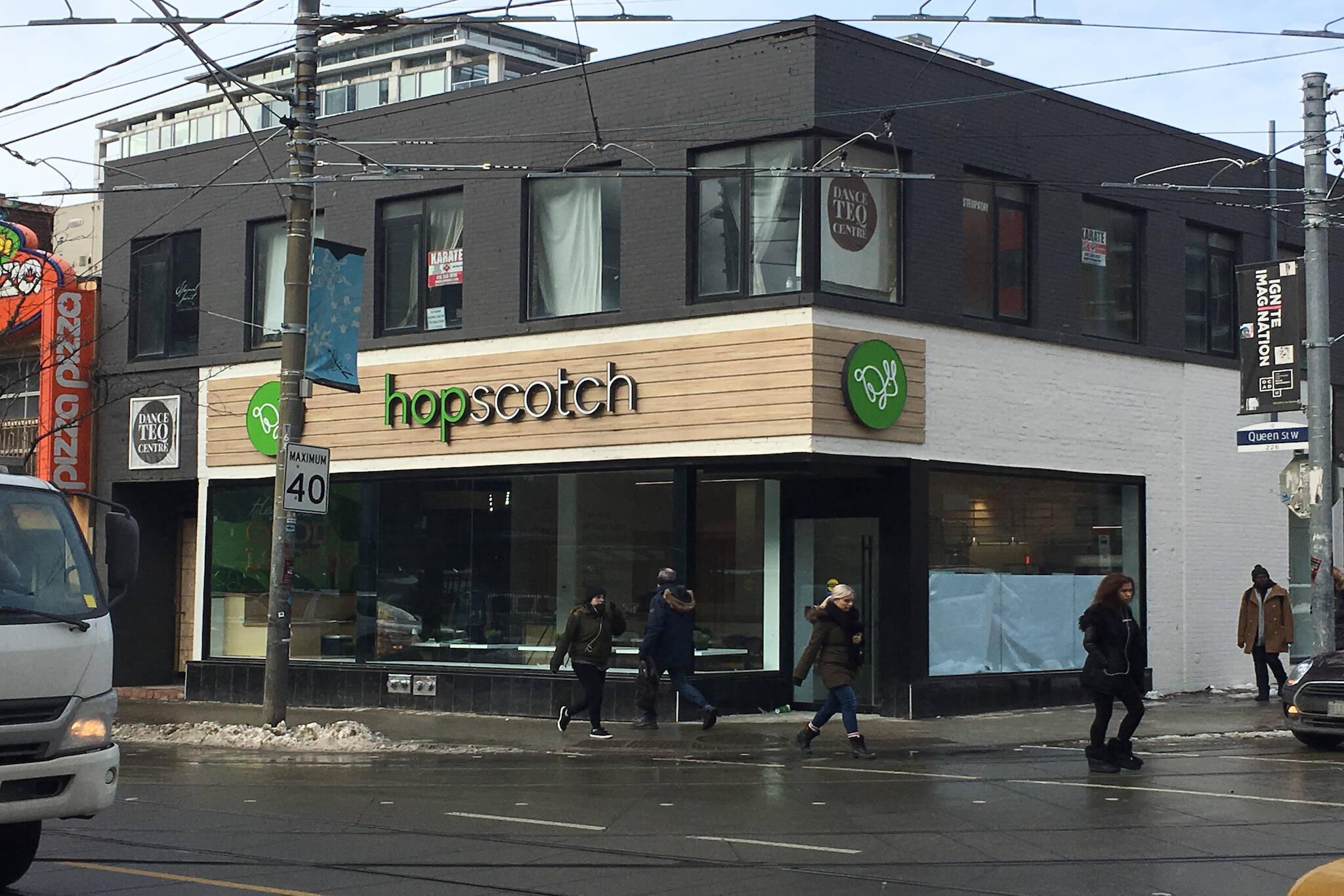Hopscotch Toronto