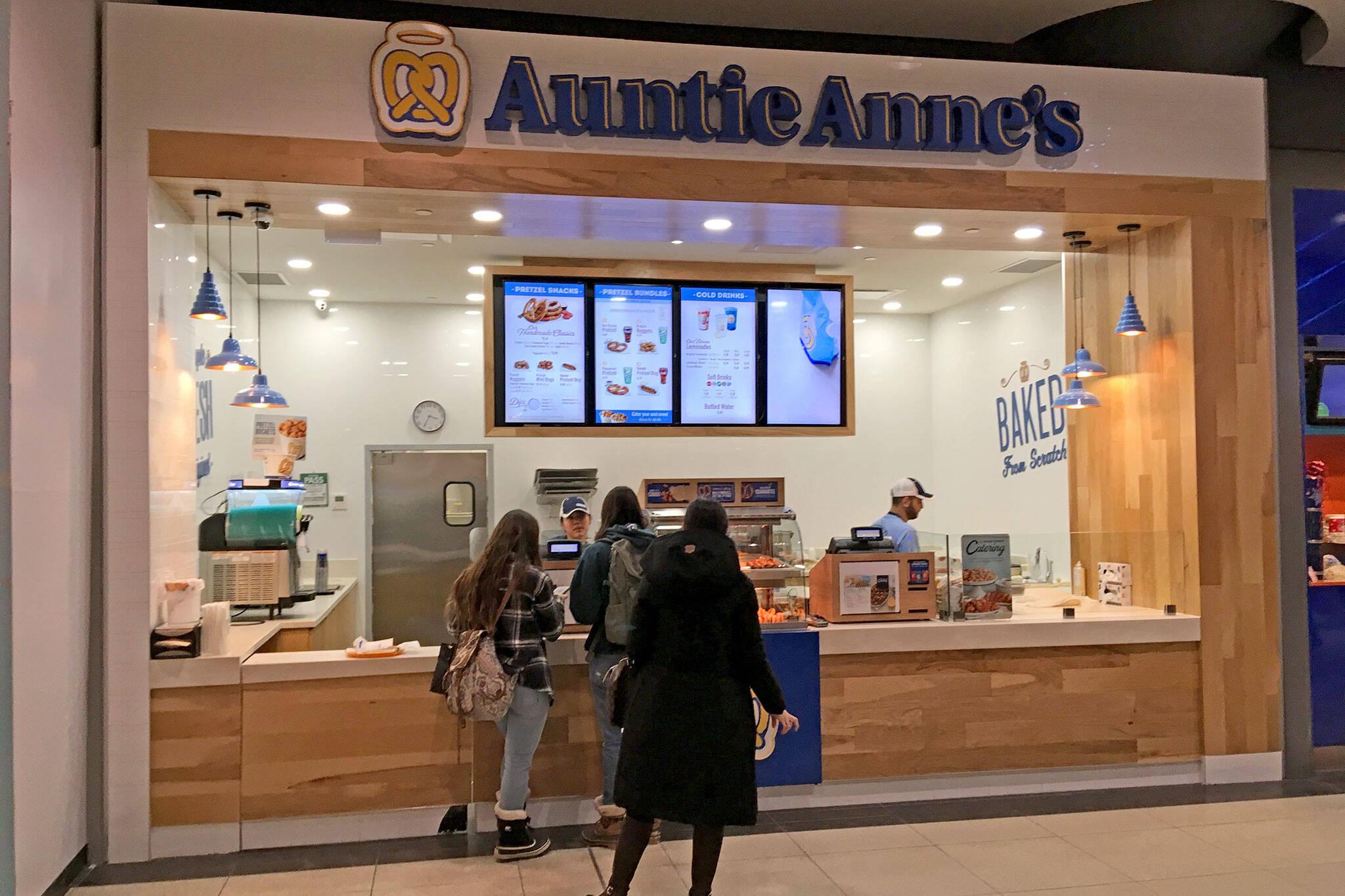 Auntie Annes Toronto