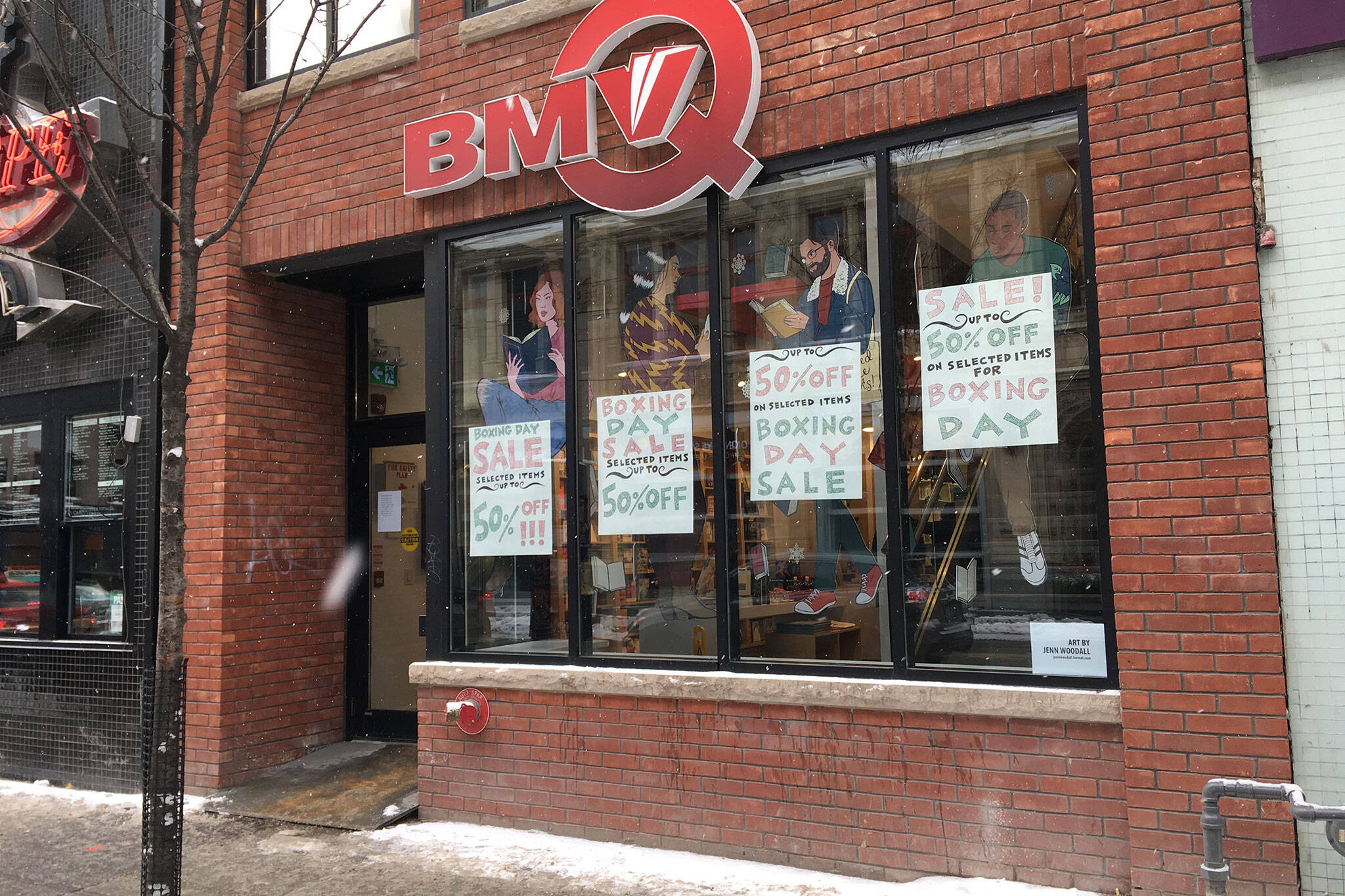 BMV Toronto