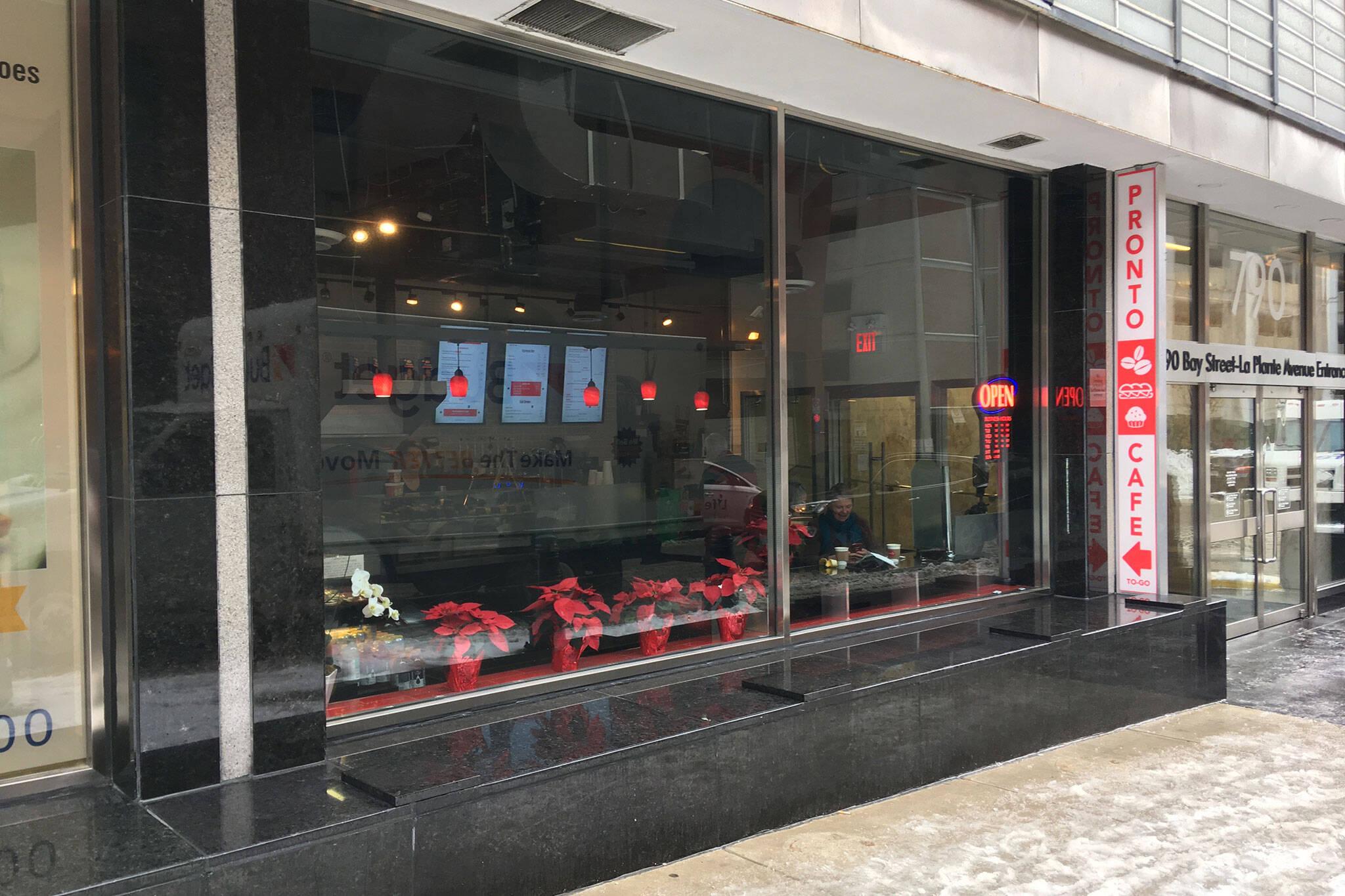 Pronto Cafe Toronto