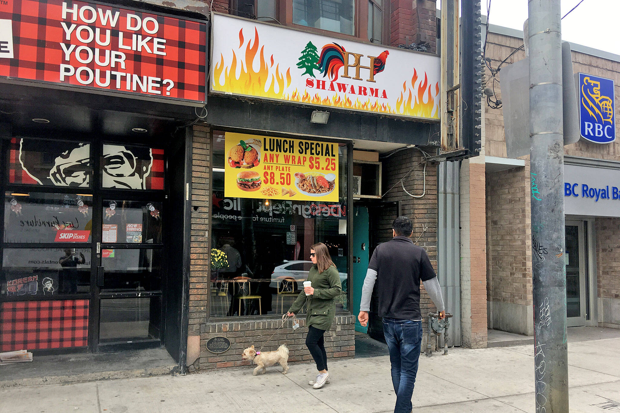 PH Shawarma Toronto