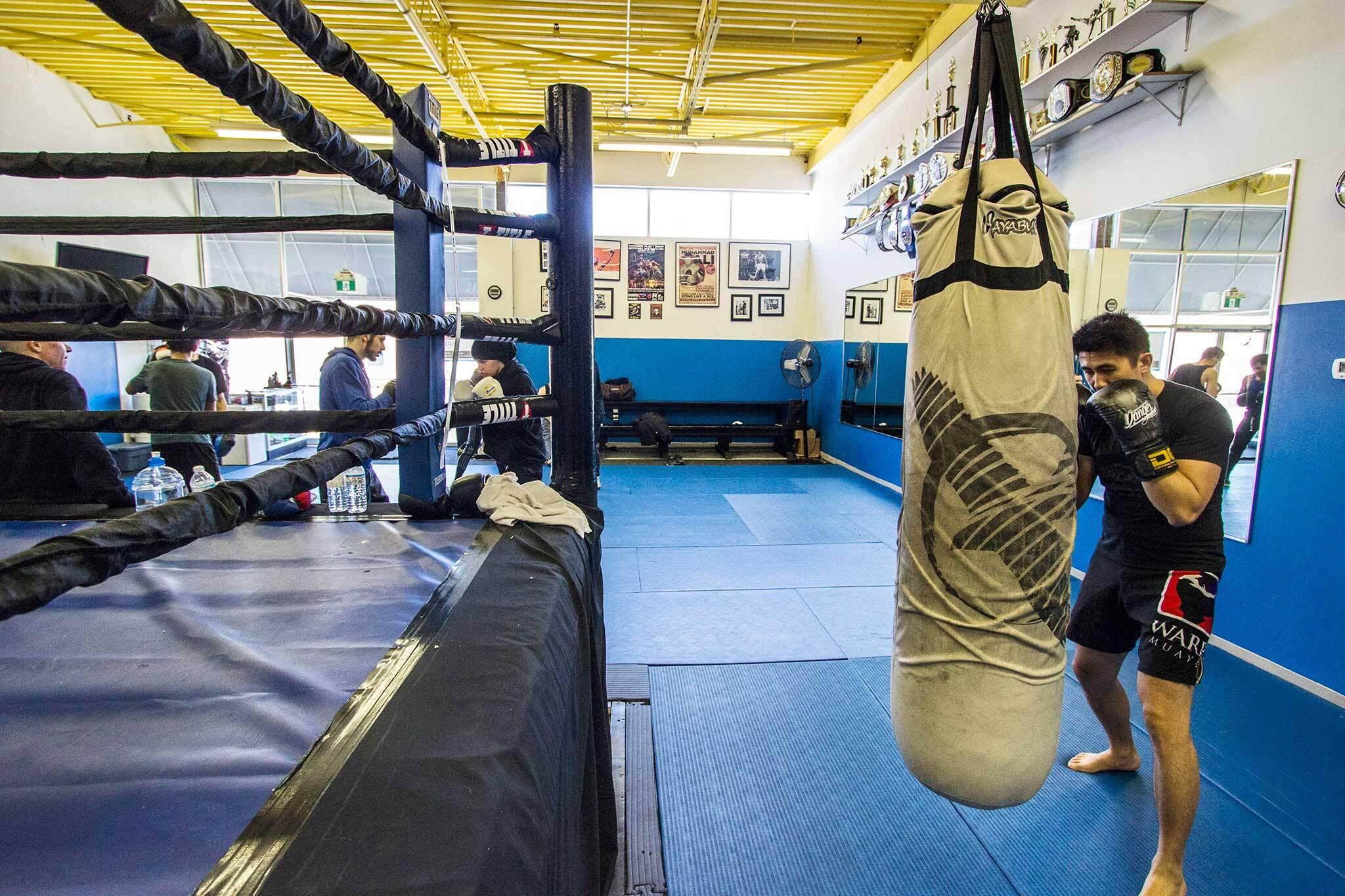 Warrior Muay Thai toronto