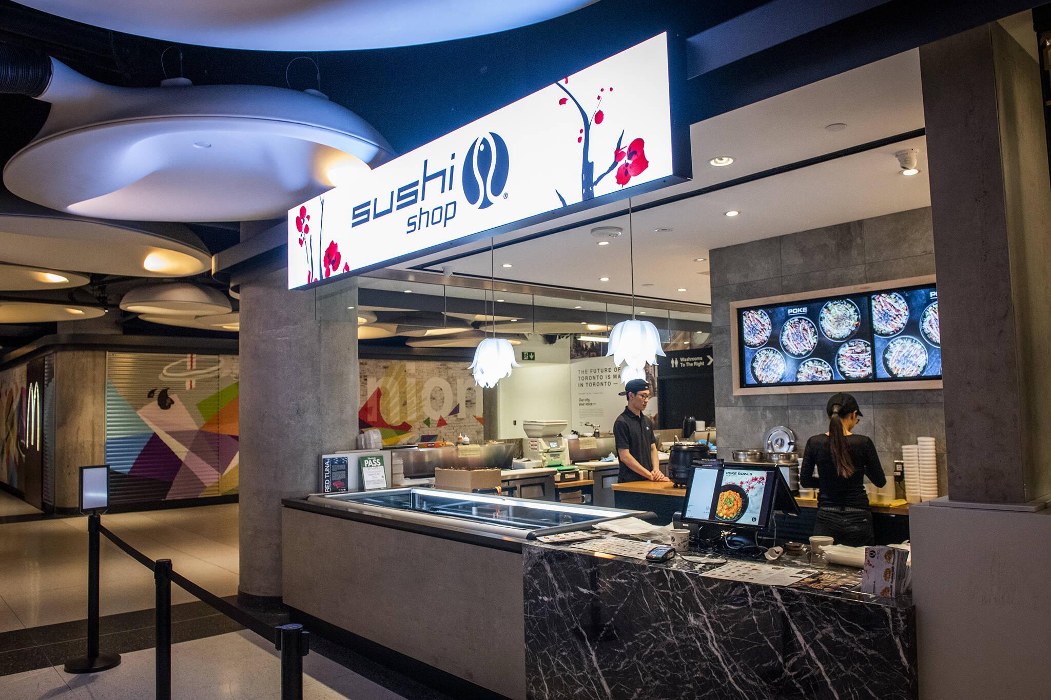 Sushi Shop Toronto