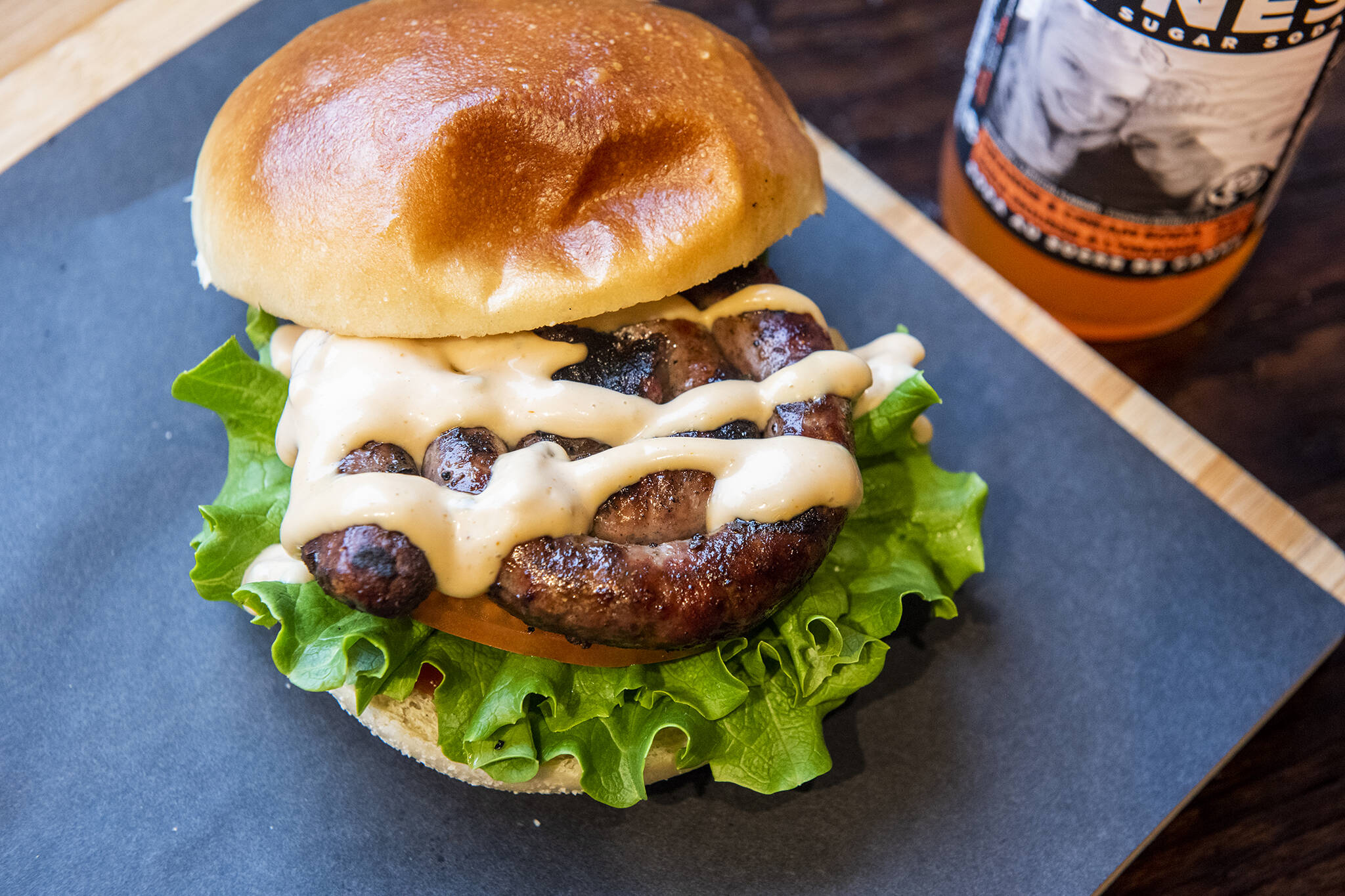 Plan B Burgers Toronto