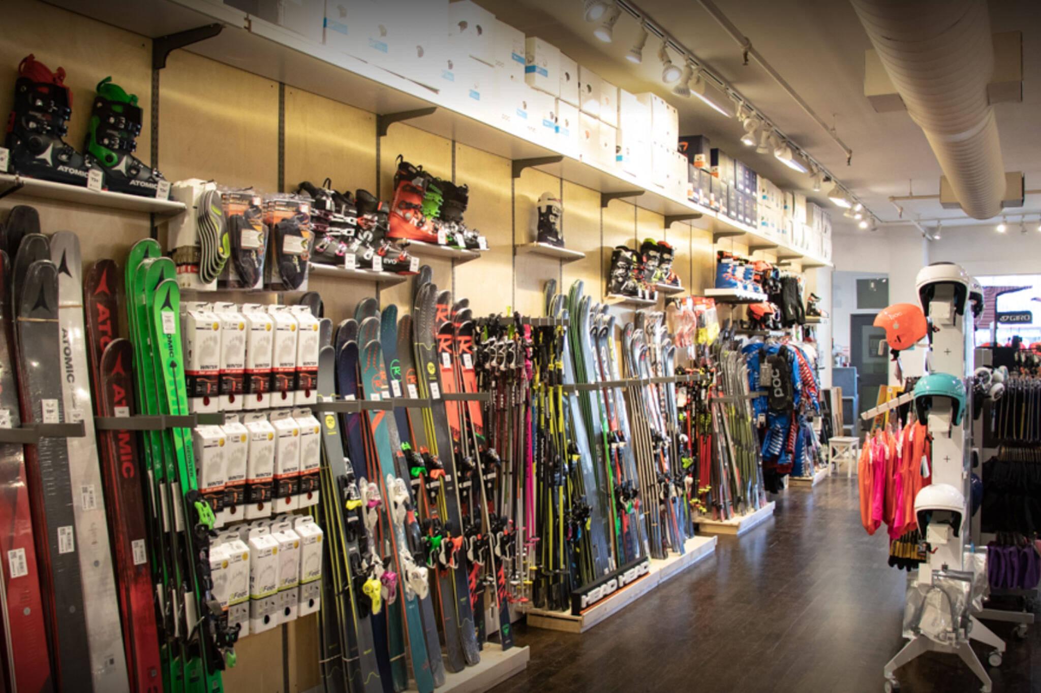 skiis bikes toornto