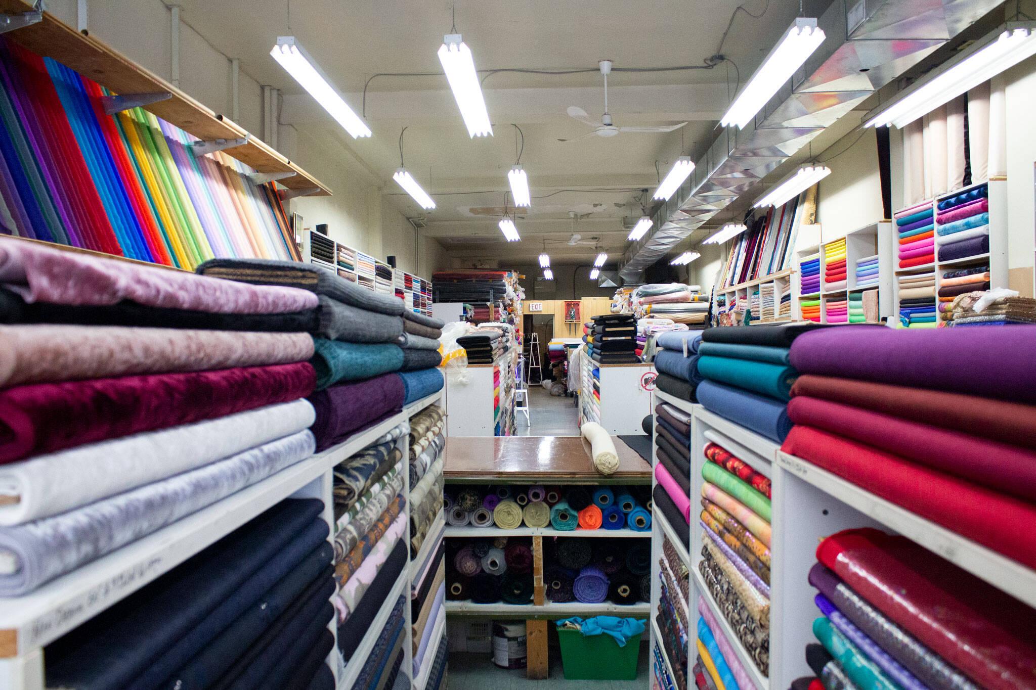 chu shing textiles toronto