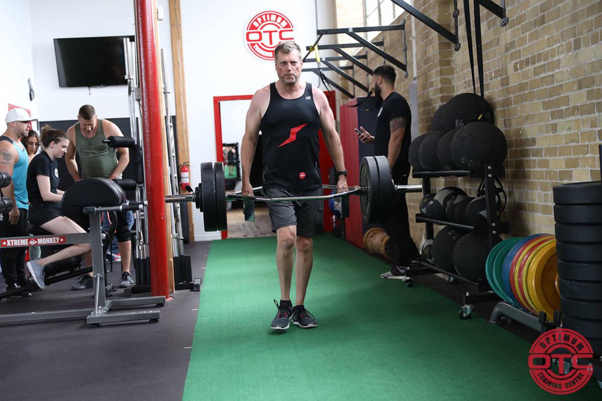 optimum training centre toronto