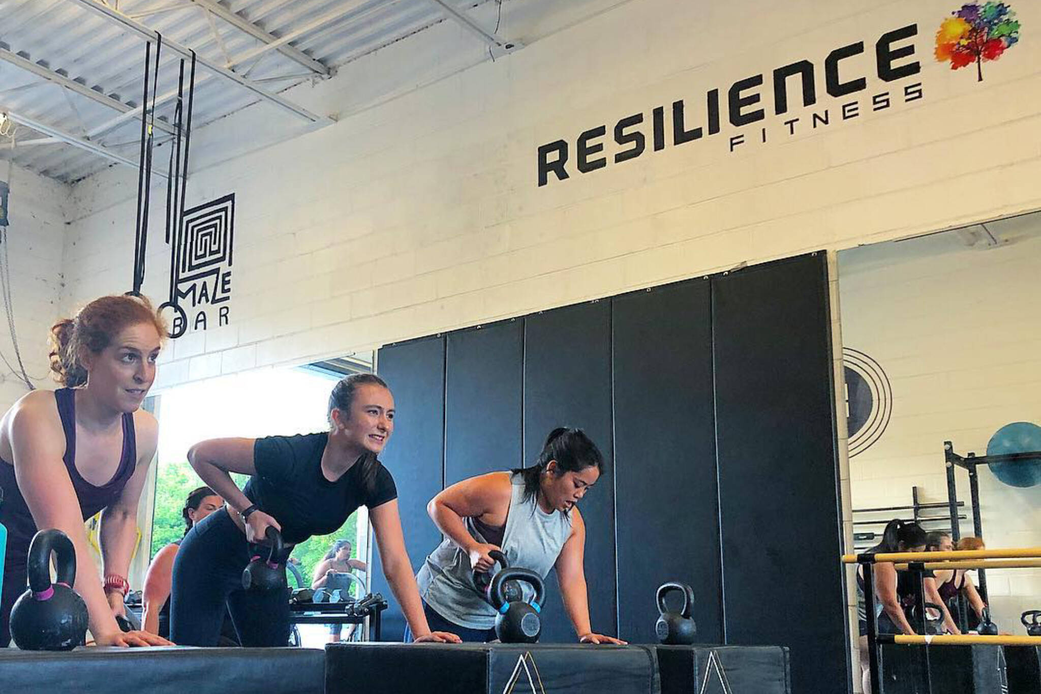 resilience fitness toronto