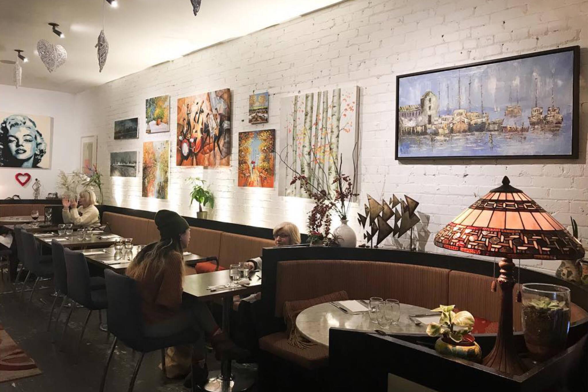 Bloom Restaurant Toronto