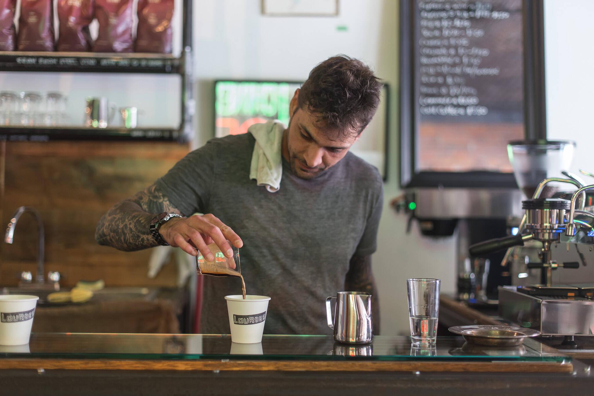 Lourdes Coffee Toronto