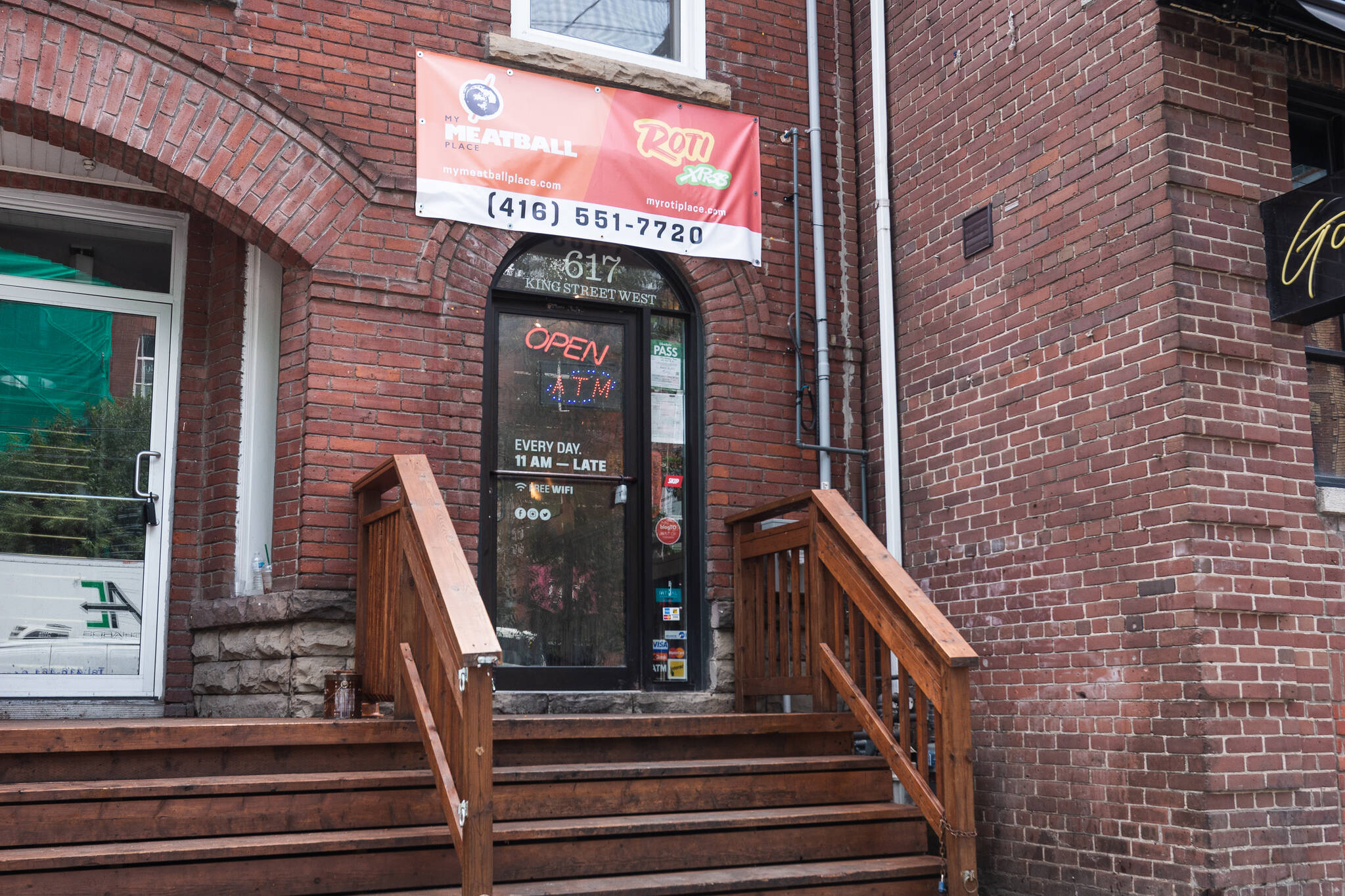 My Meatball Place Toronto