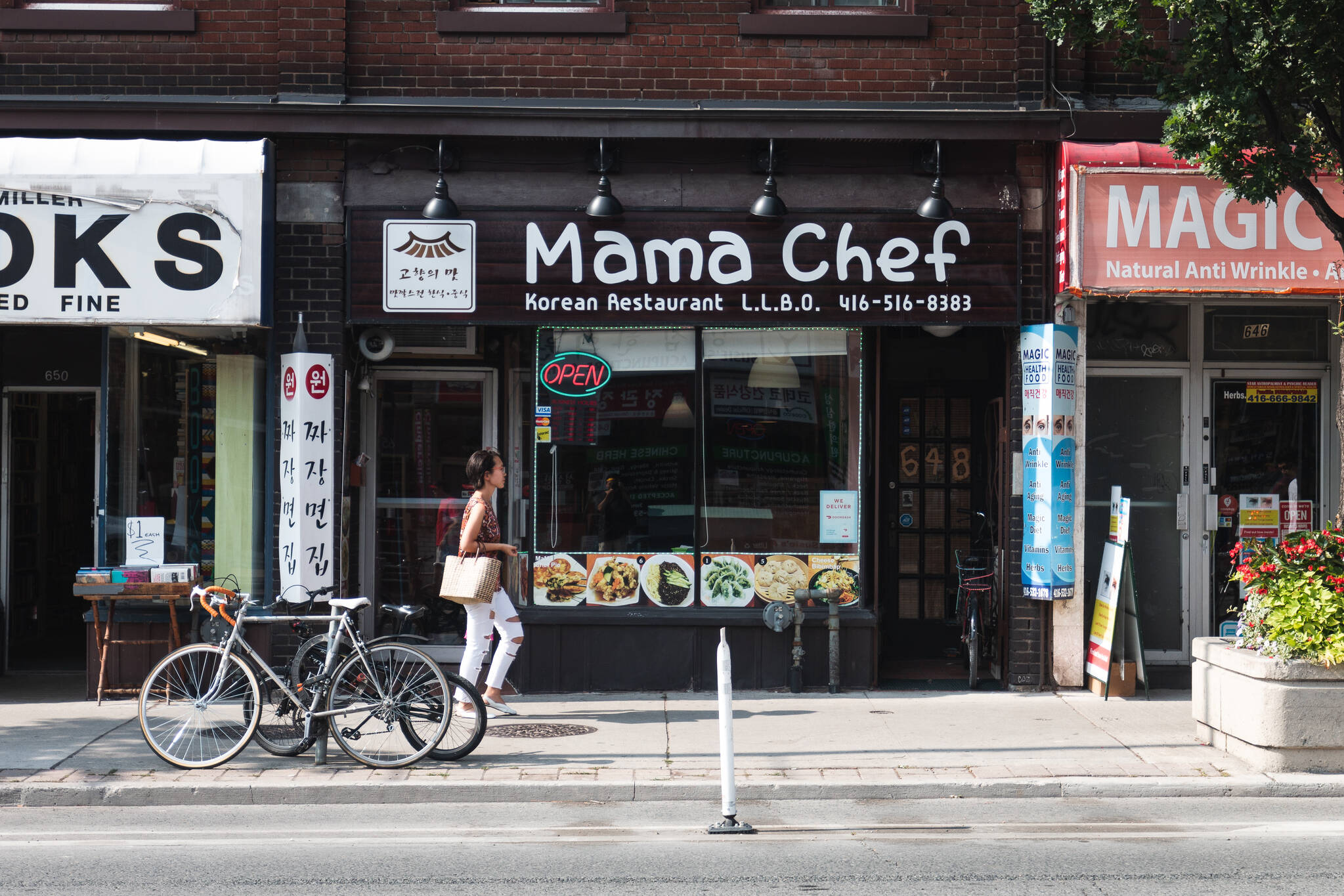 Mama Chef Toronto