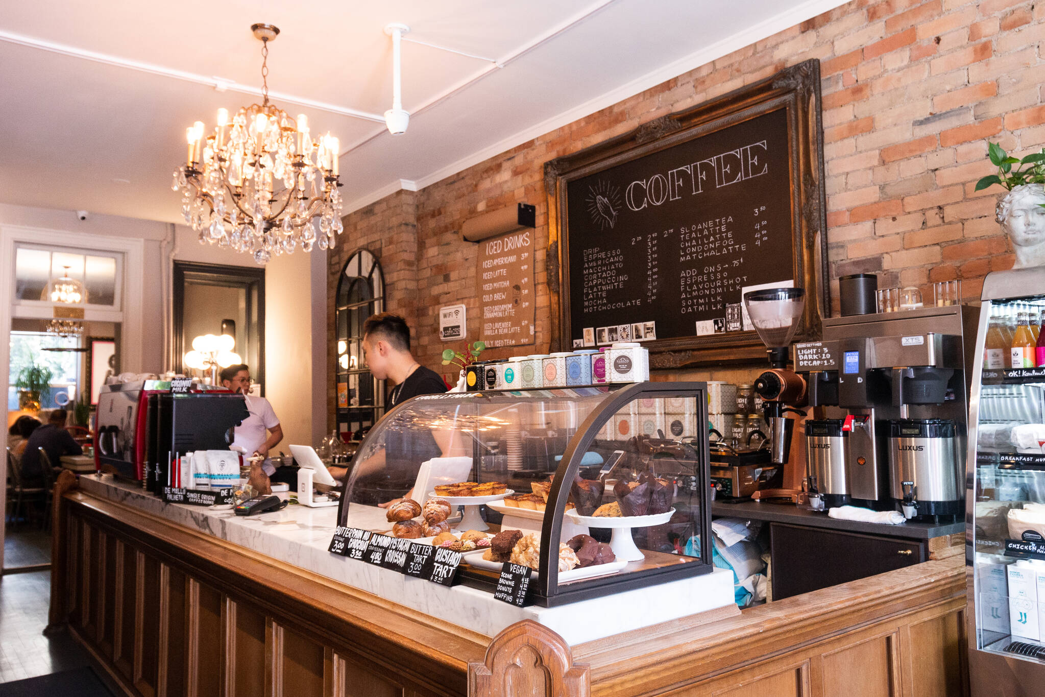 Cafe 23 Toronto