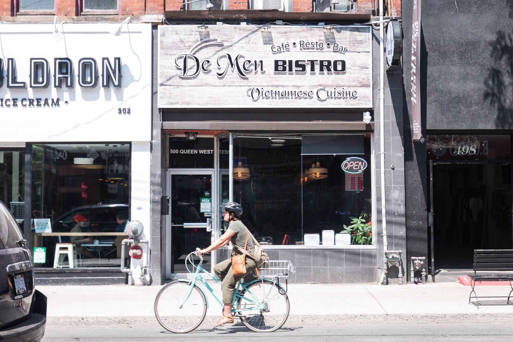 Demen Bistro Toronto