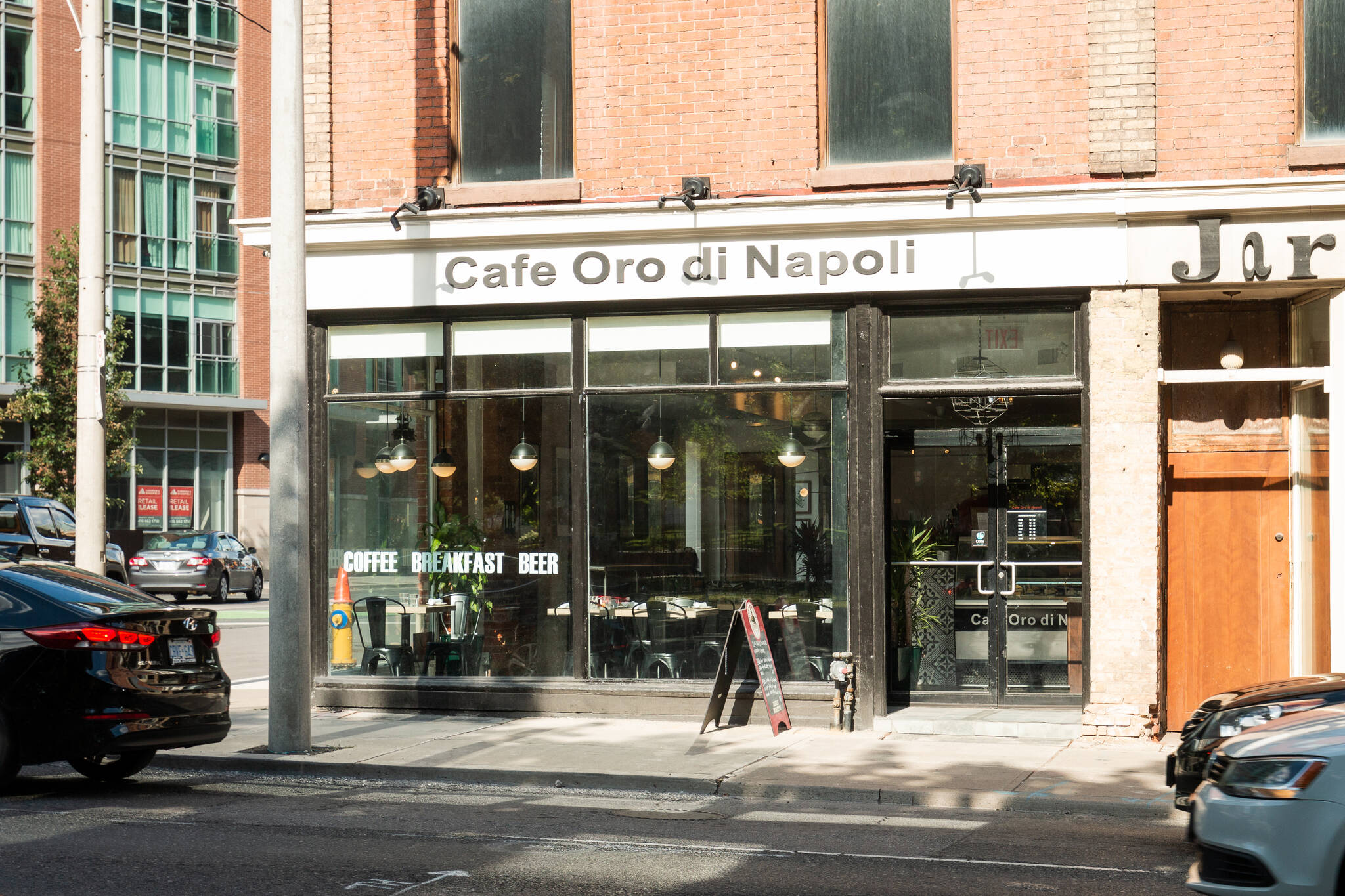 Cafe Oro Di Napoli Toronto