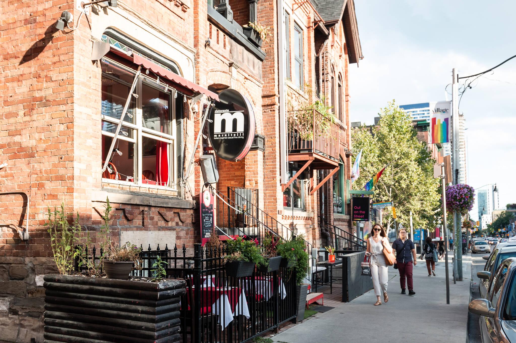 Ristorante Marzitelli Toronto