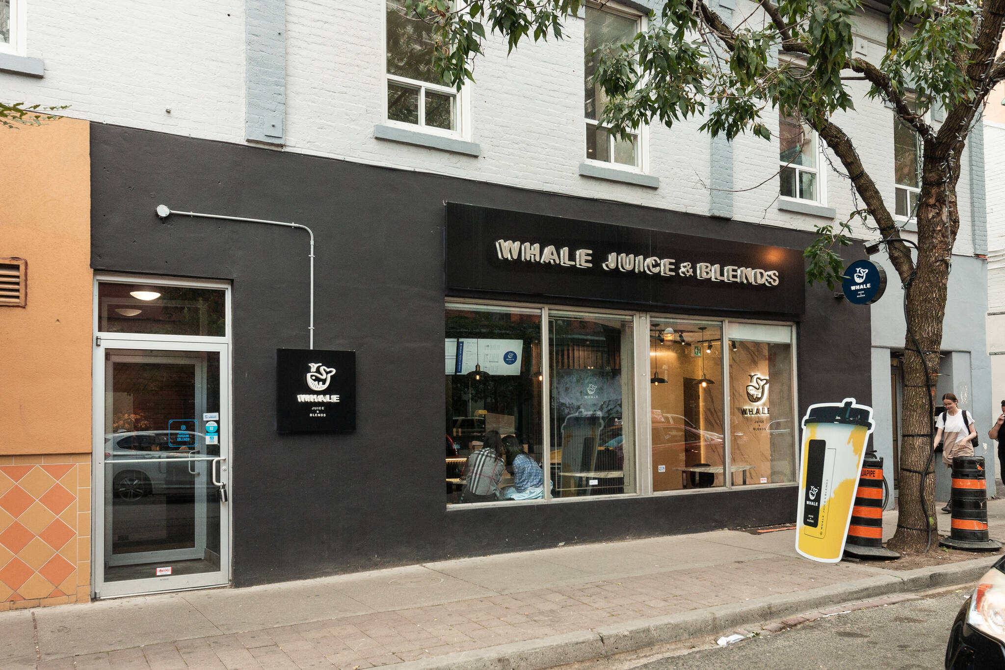 Whale Juice Blends Toronto