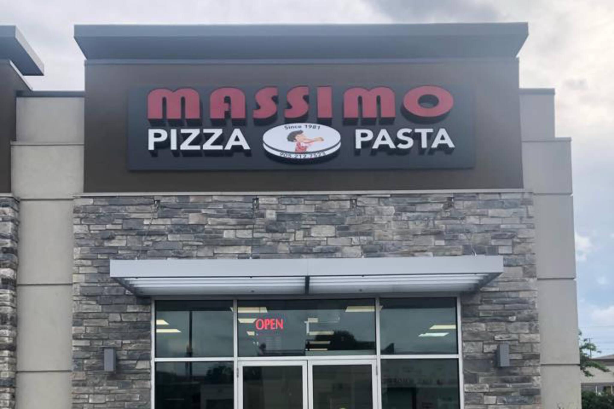 massimo pizza pasta