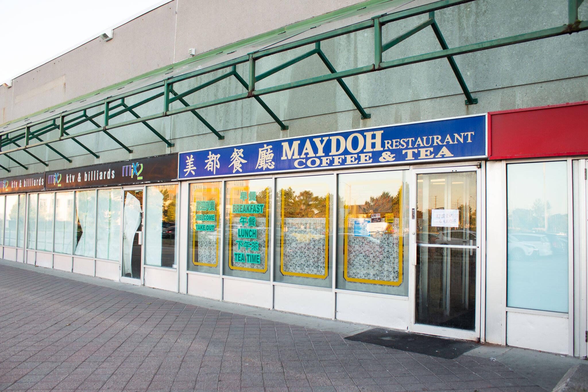 maydoh toronto