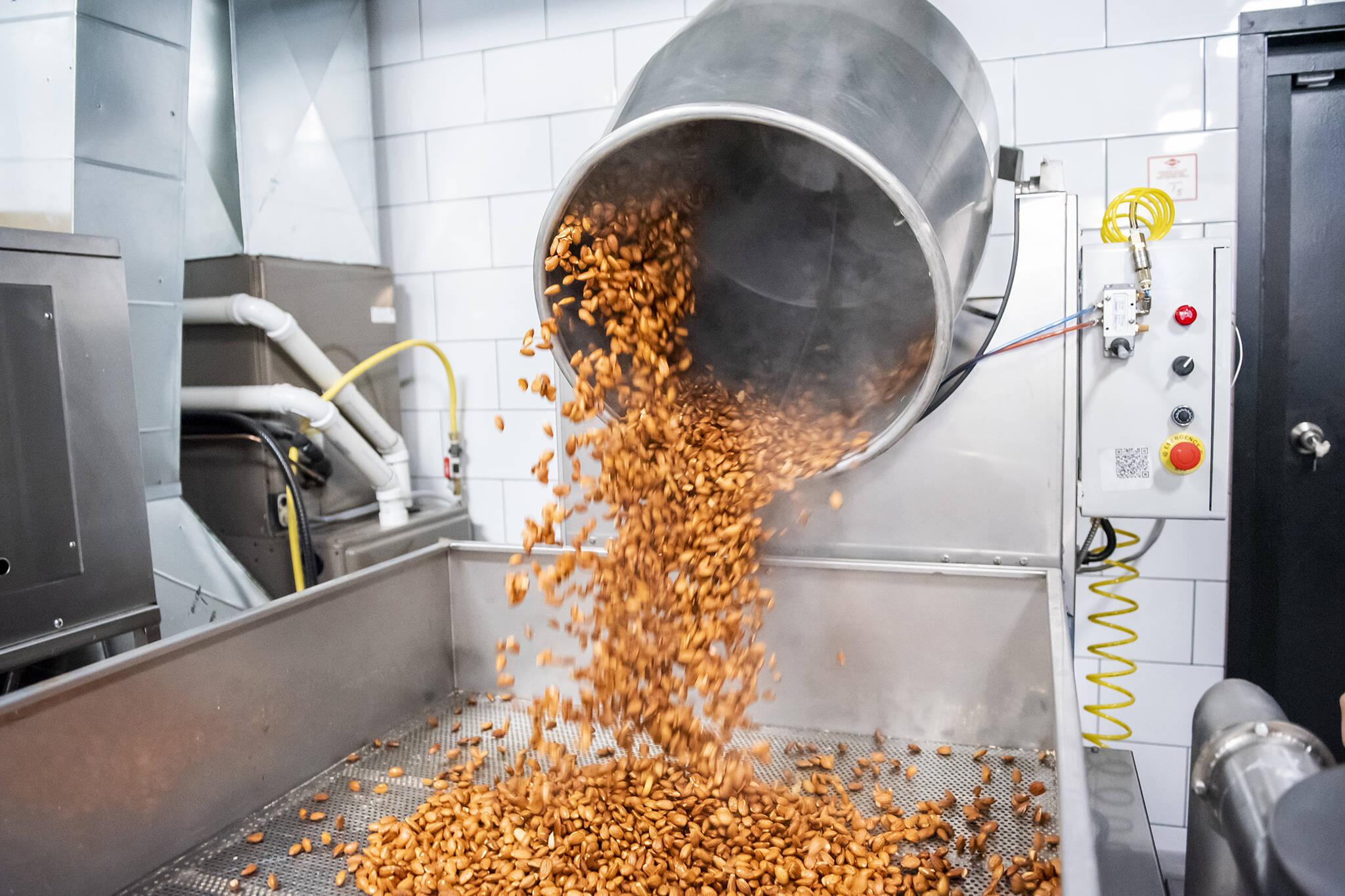 Roasted Nut Toronto