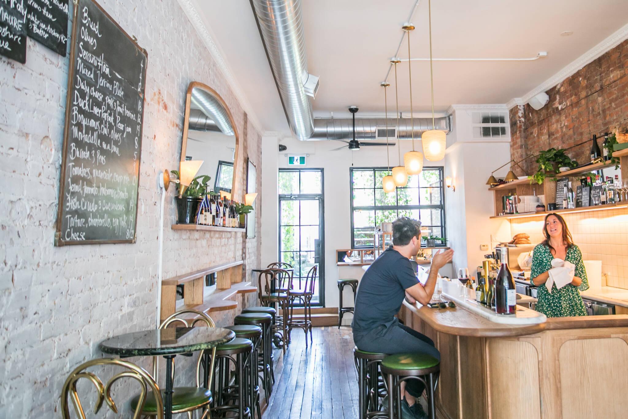 bar Piquette Toronto