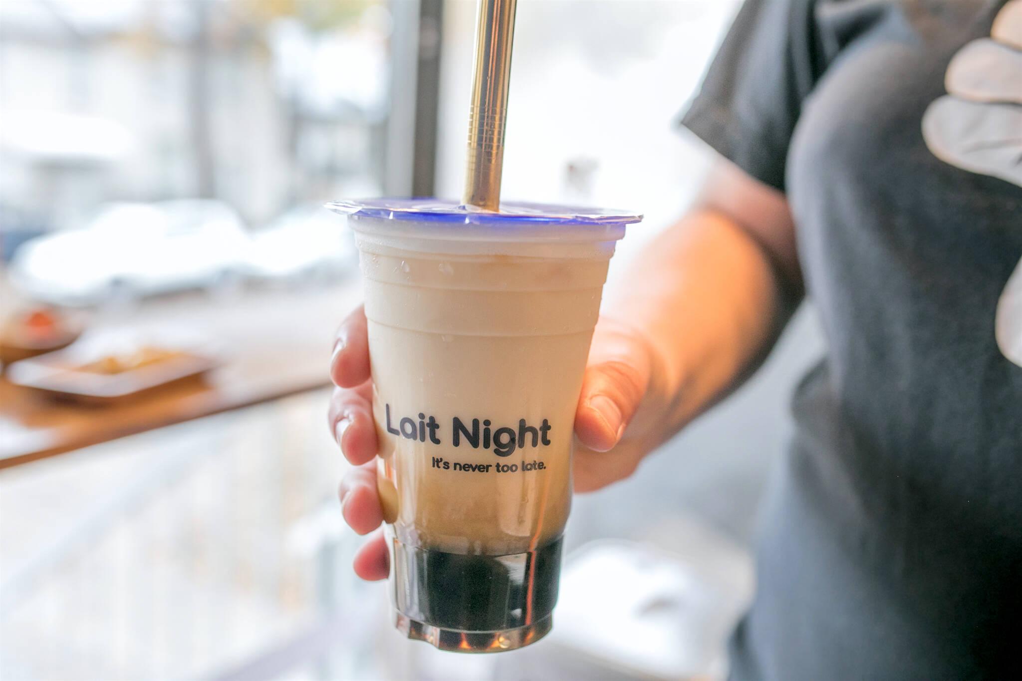 Lait Night Cafe