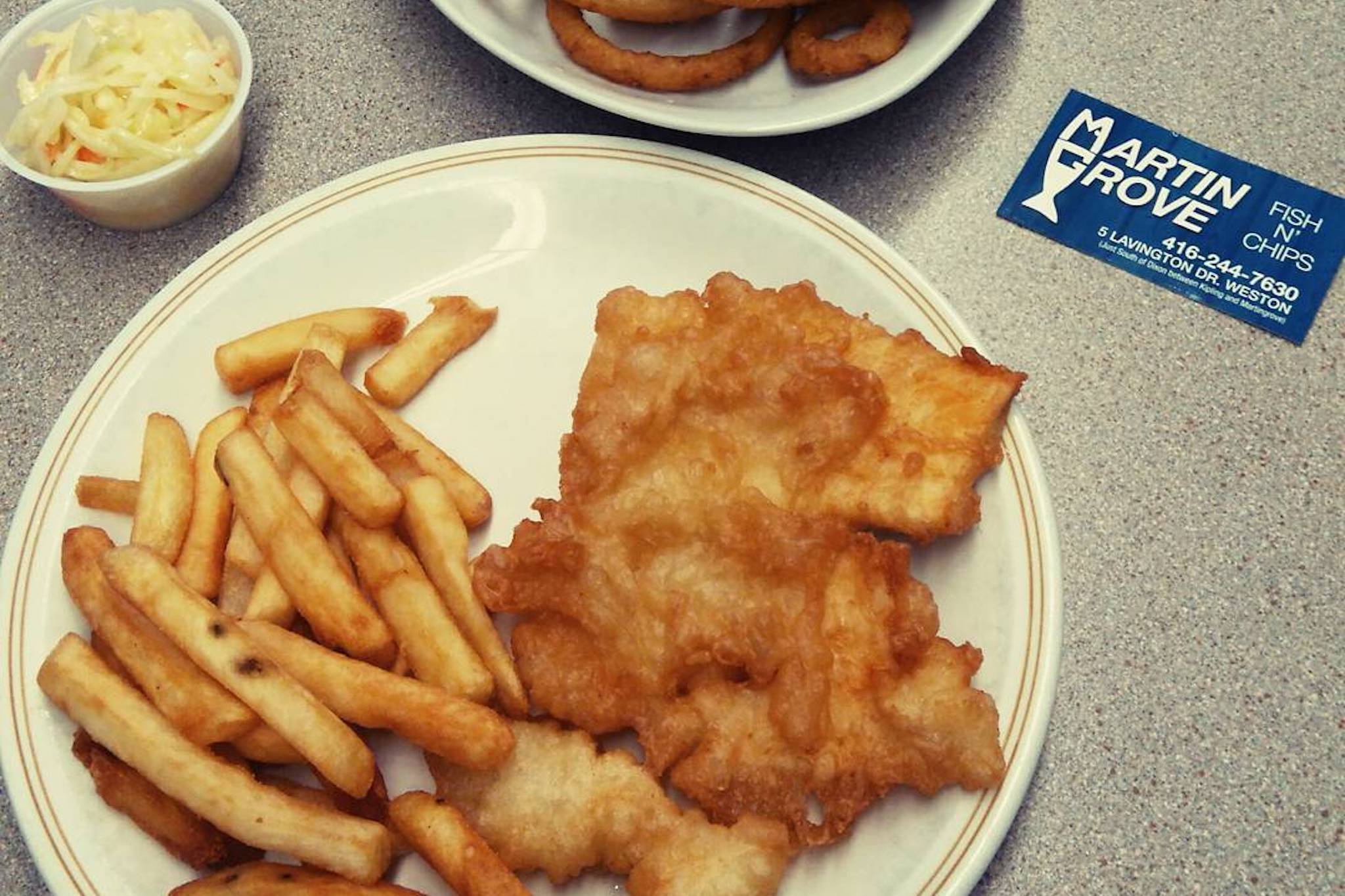 Martin Grove Fish and Chips Toronto