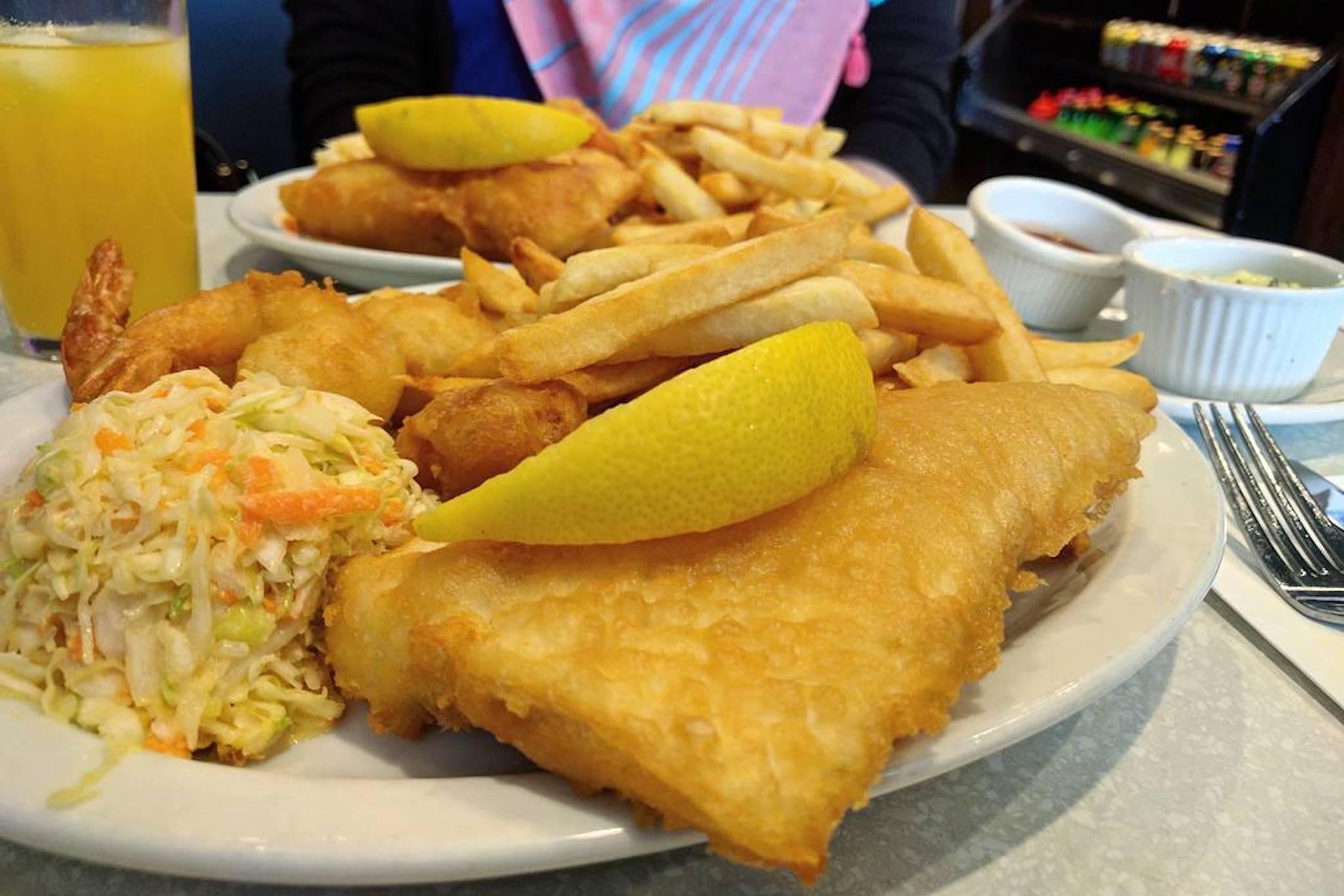Viking Fish and Chips Toronto