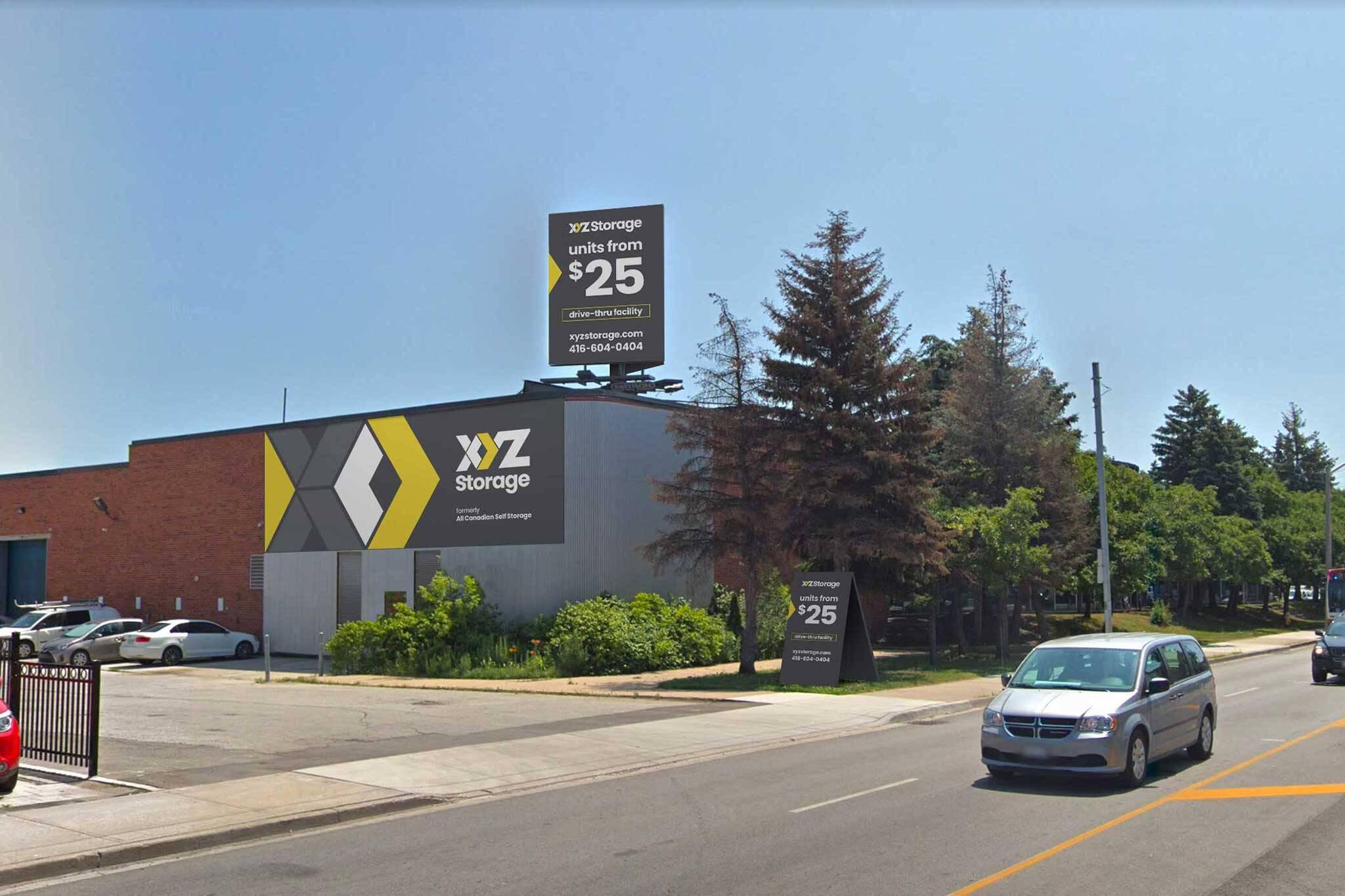 XYZ Storage weston