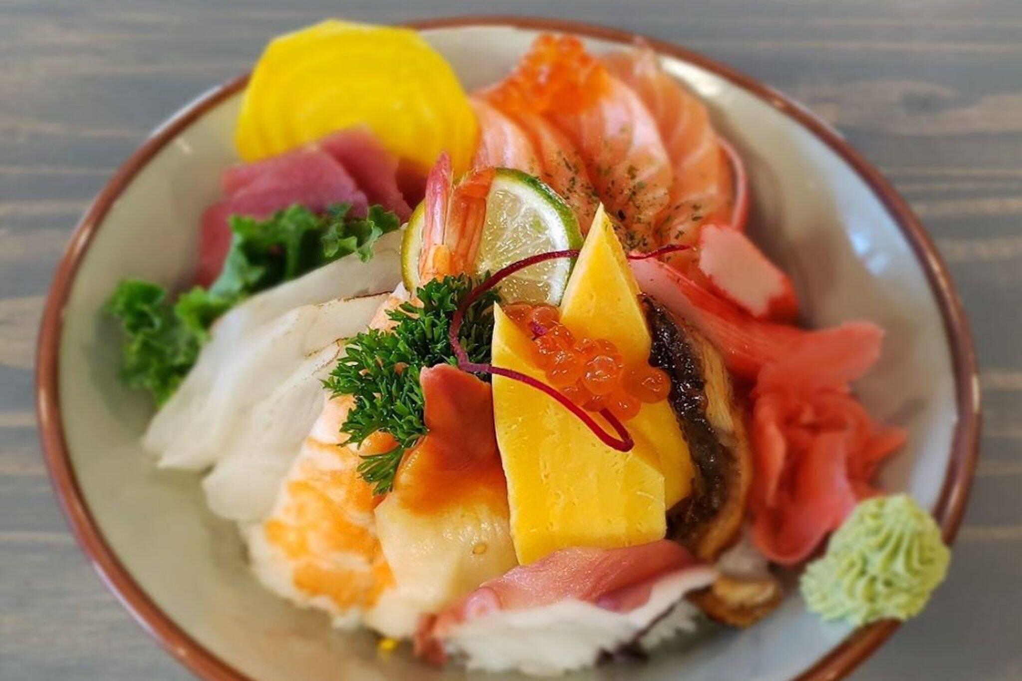 Sushi Momo Toronto