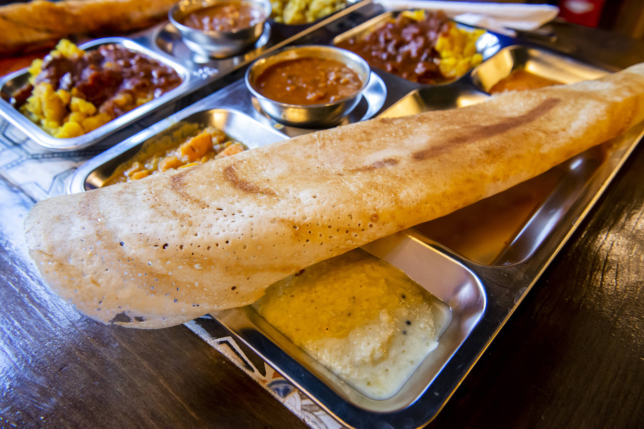 South Indian Dosa Mahal Toronto