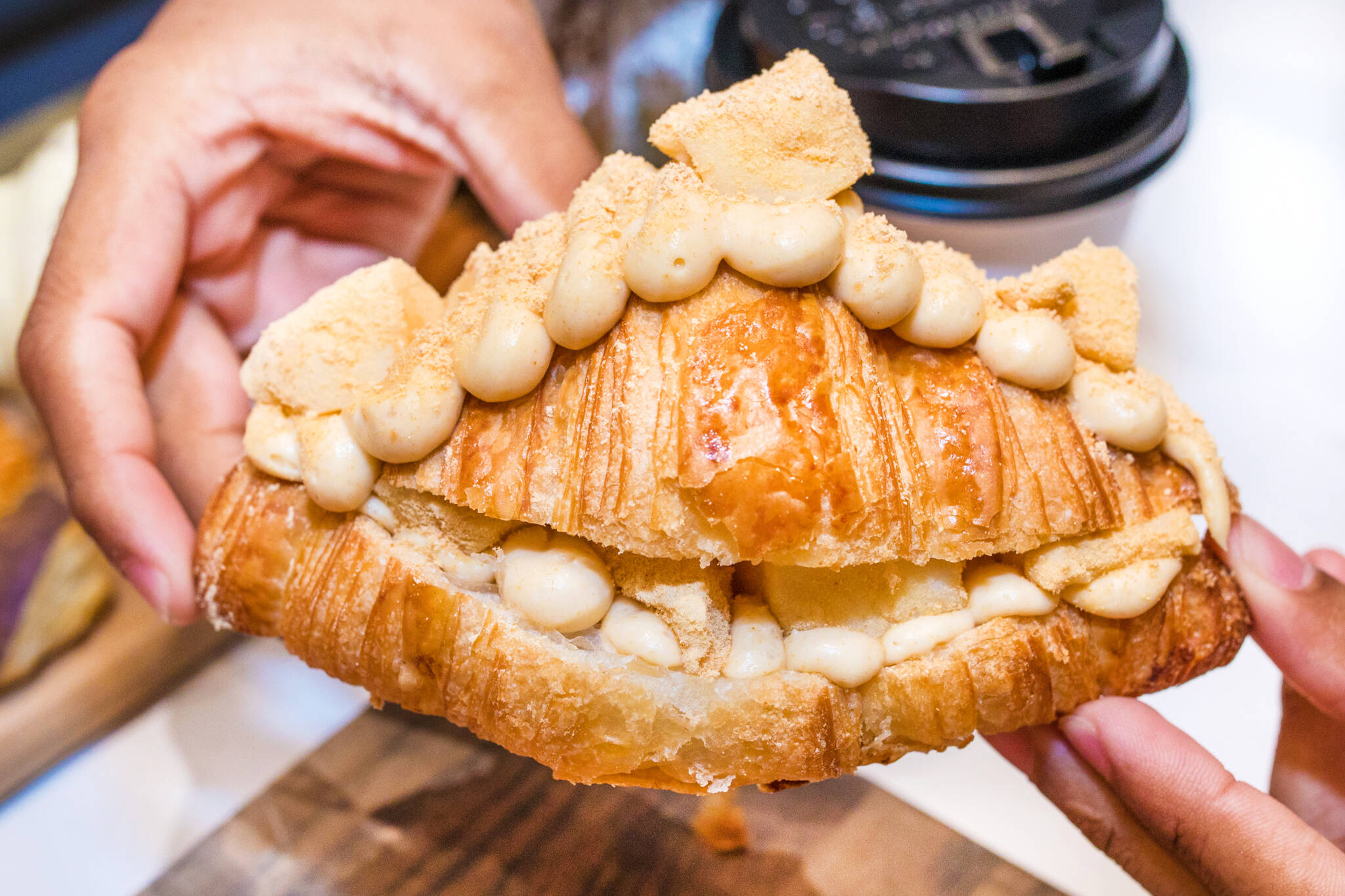 bake code croissanterie toronto