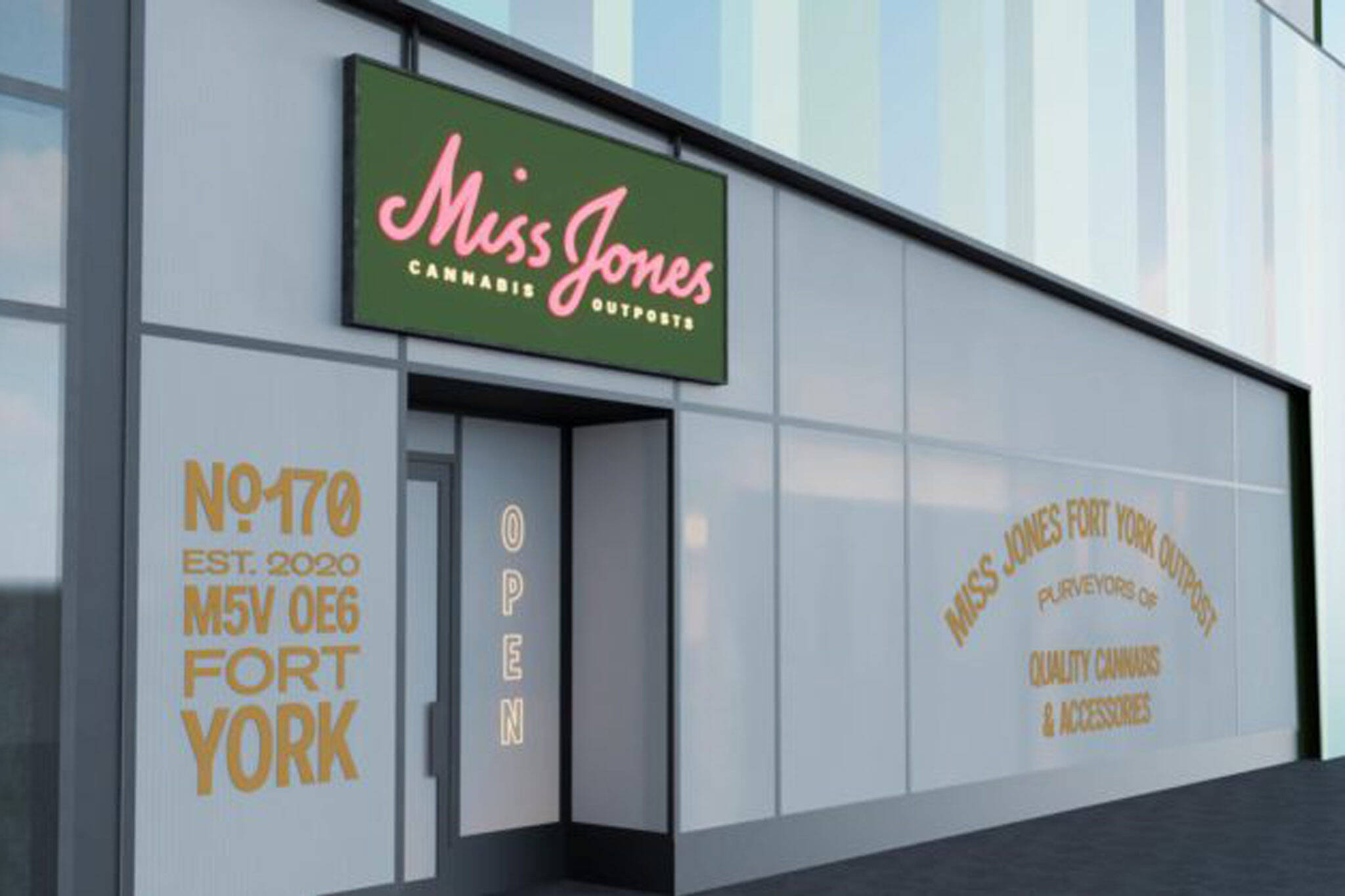 miss jones toronto