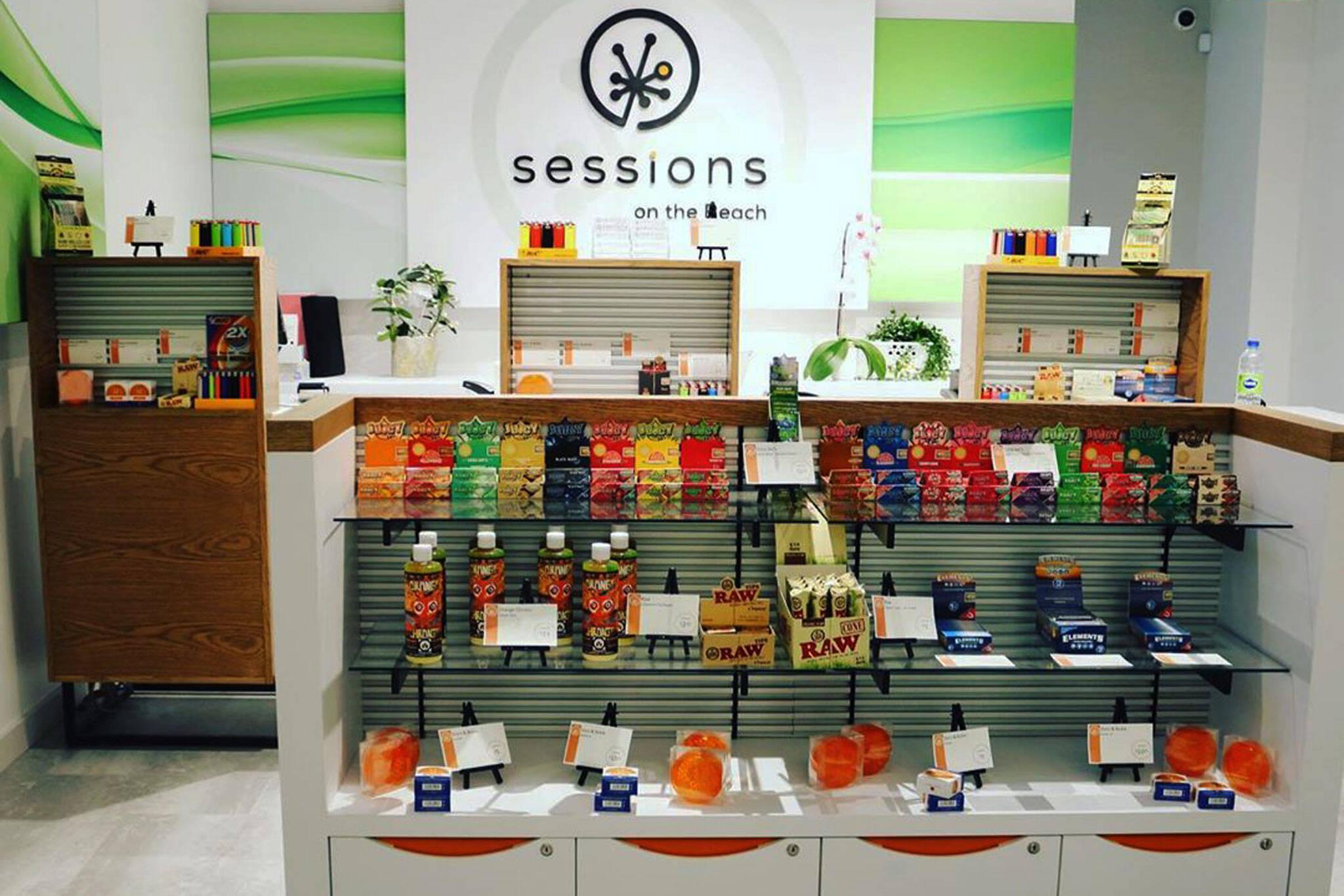 sessions cannabis toronto