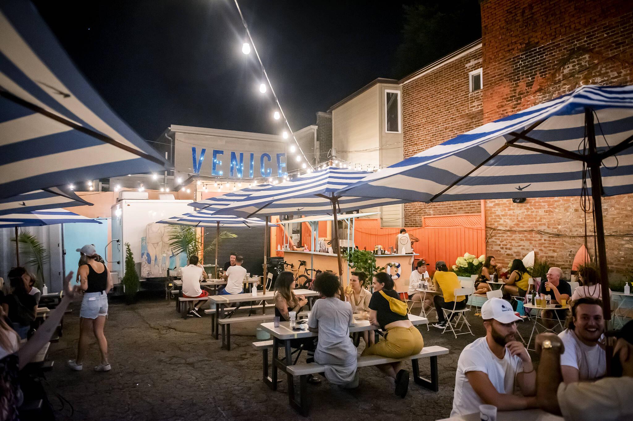 Venice Beach Bar Toronto