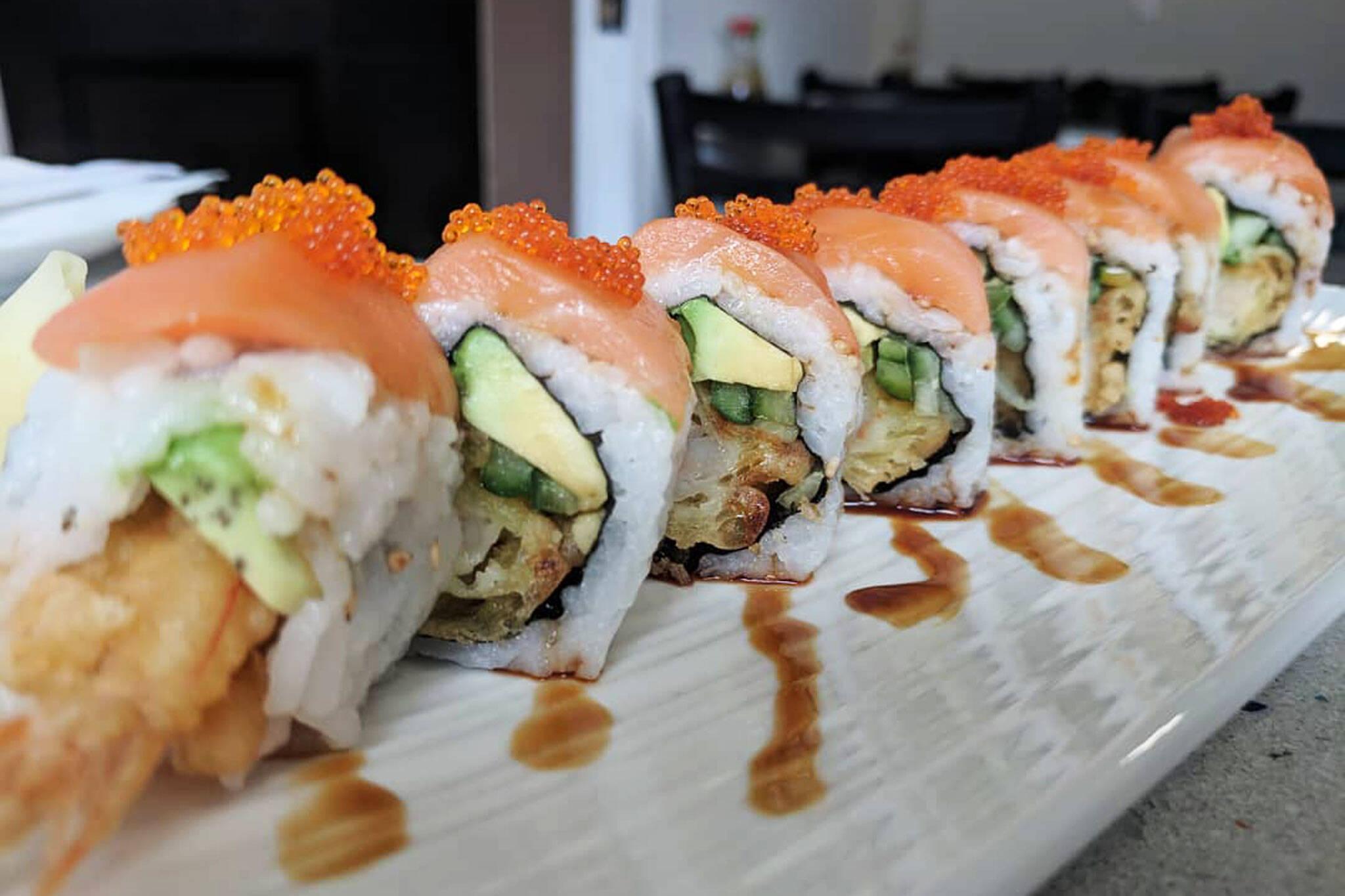 hikari sushi bar toronto
