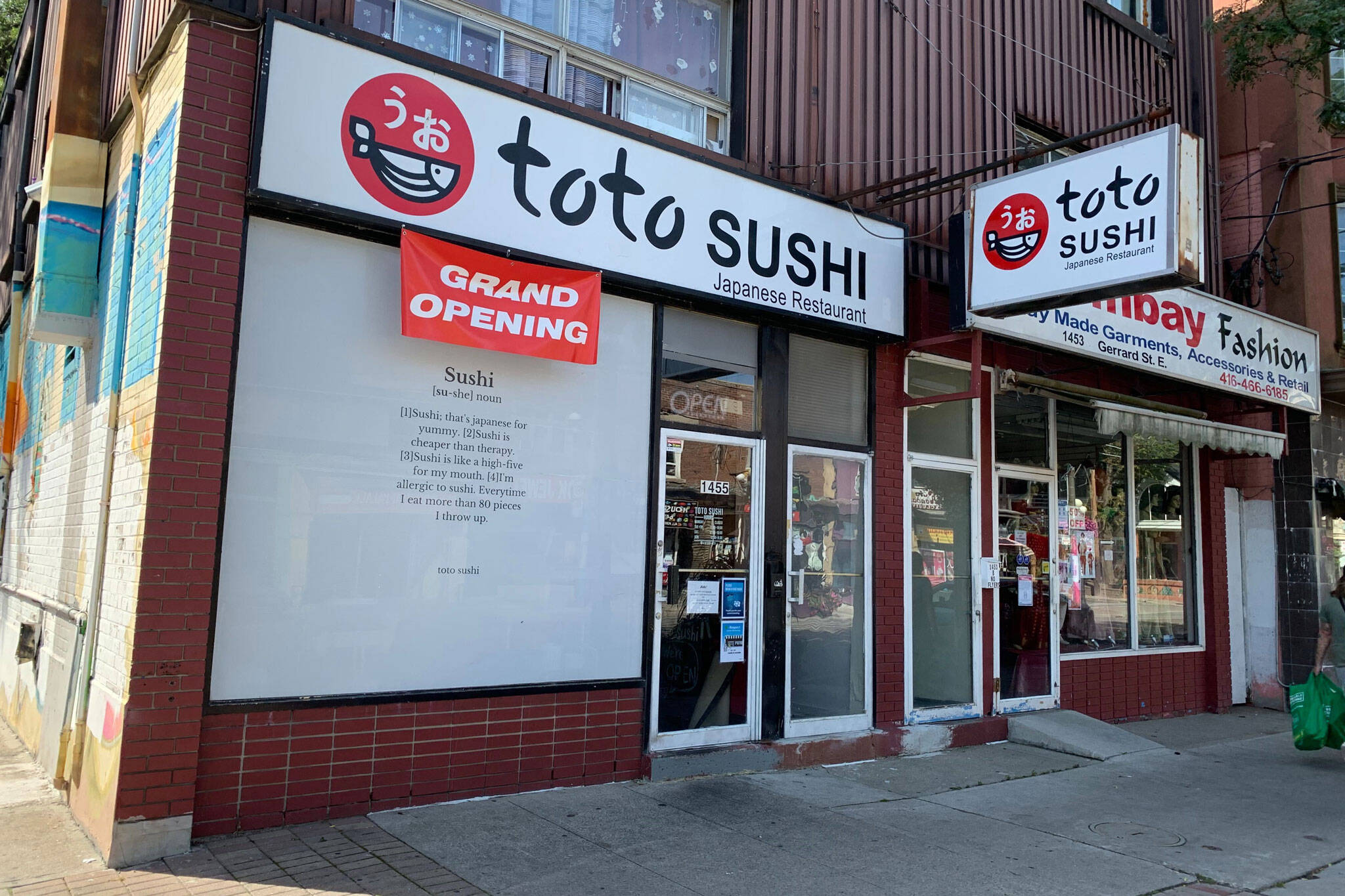 toto sushi toronto